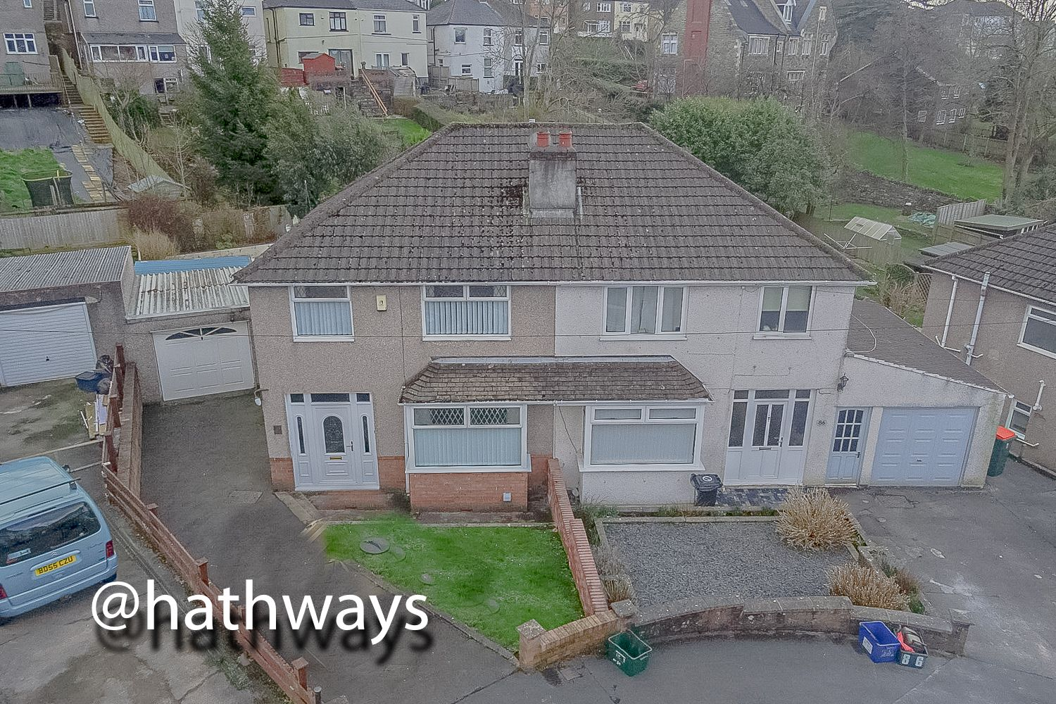 3 bed house for sale in Aston Crescent, NP20