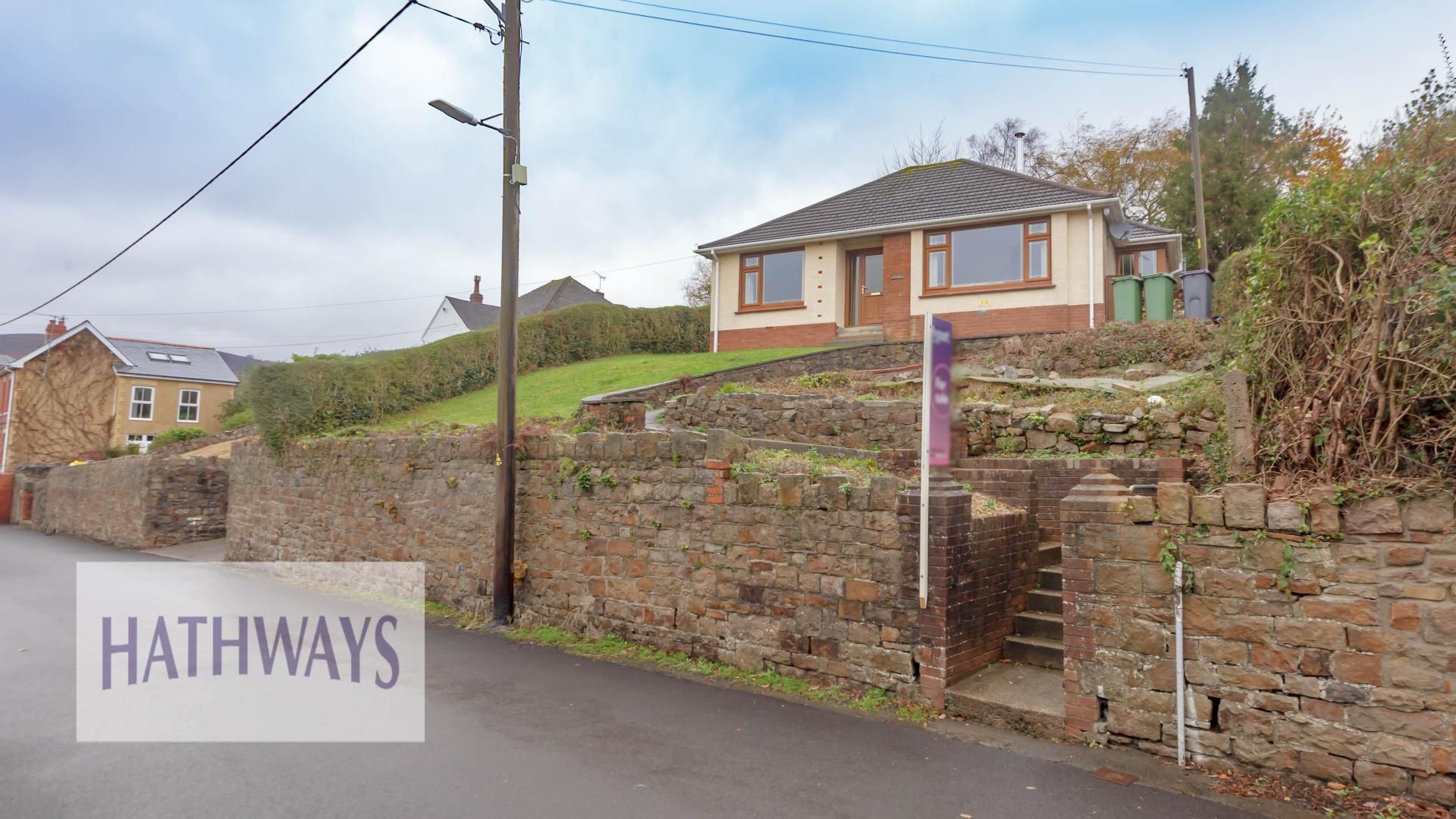 3 bed bungalow for sale in Viaduct Road, NP4