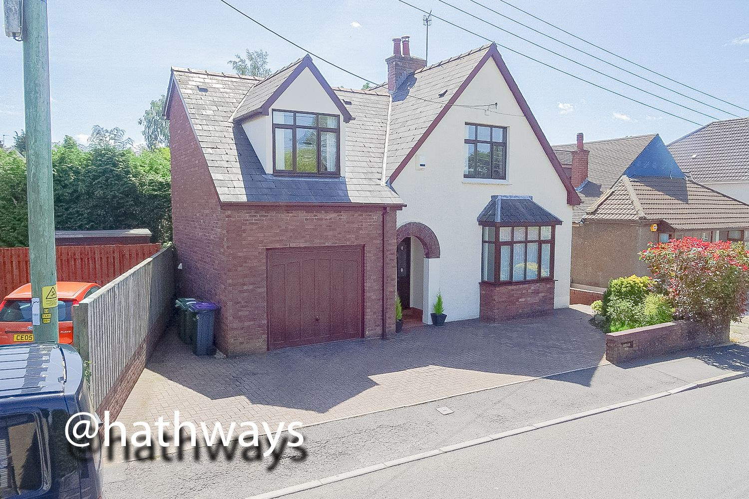 4 bed house for sale in Ashford Close South, NP44