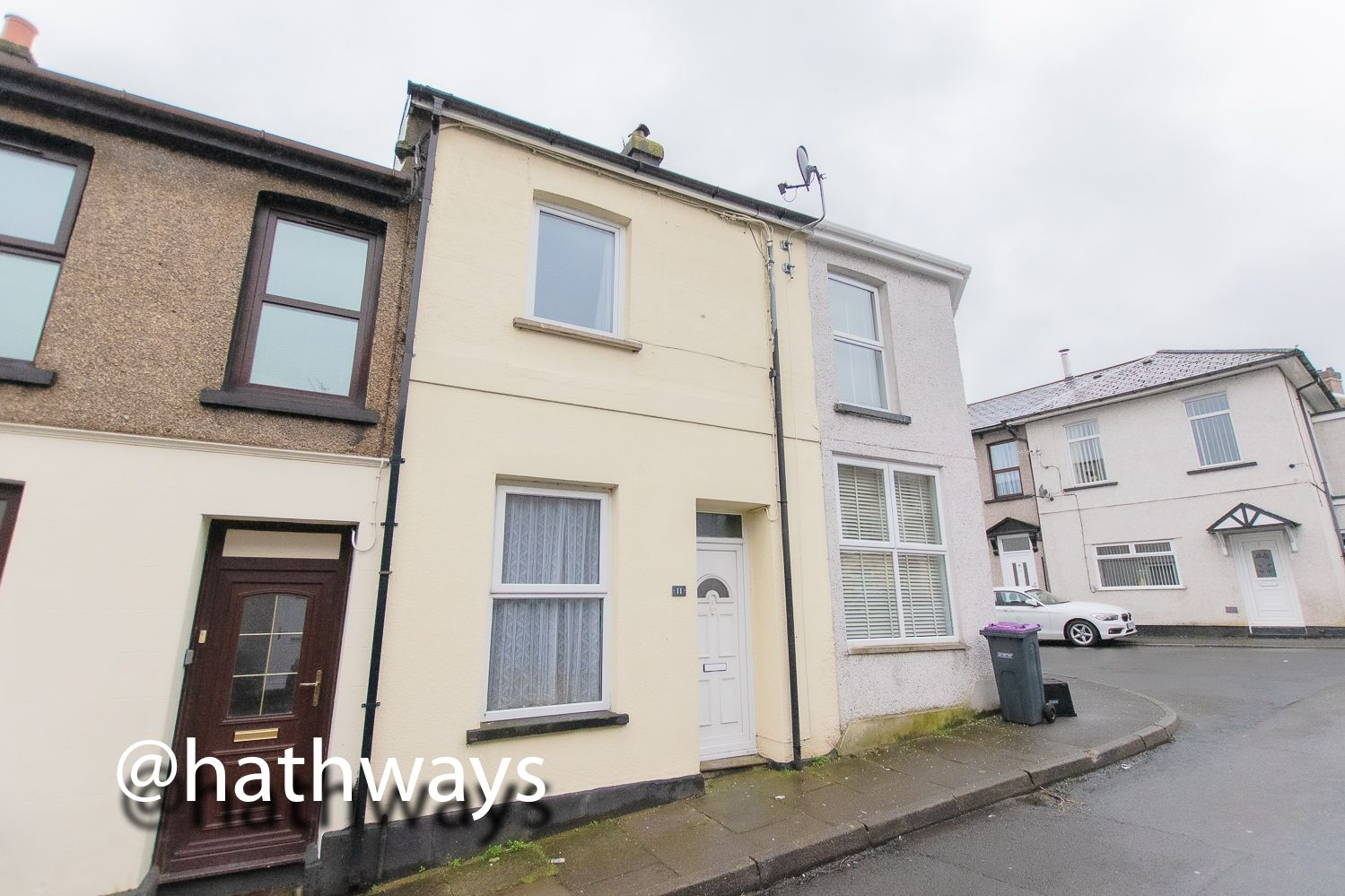 2 bed house for sale in Upper Bridge Street, NP4