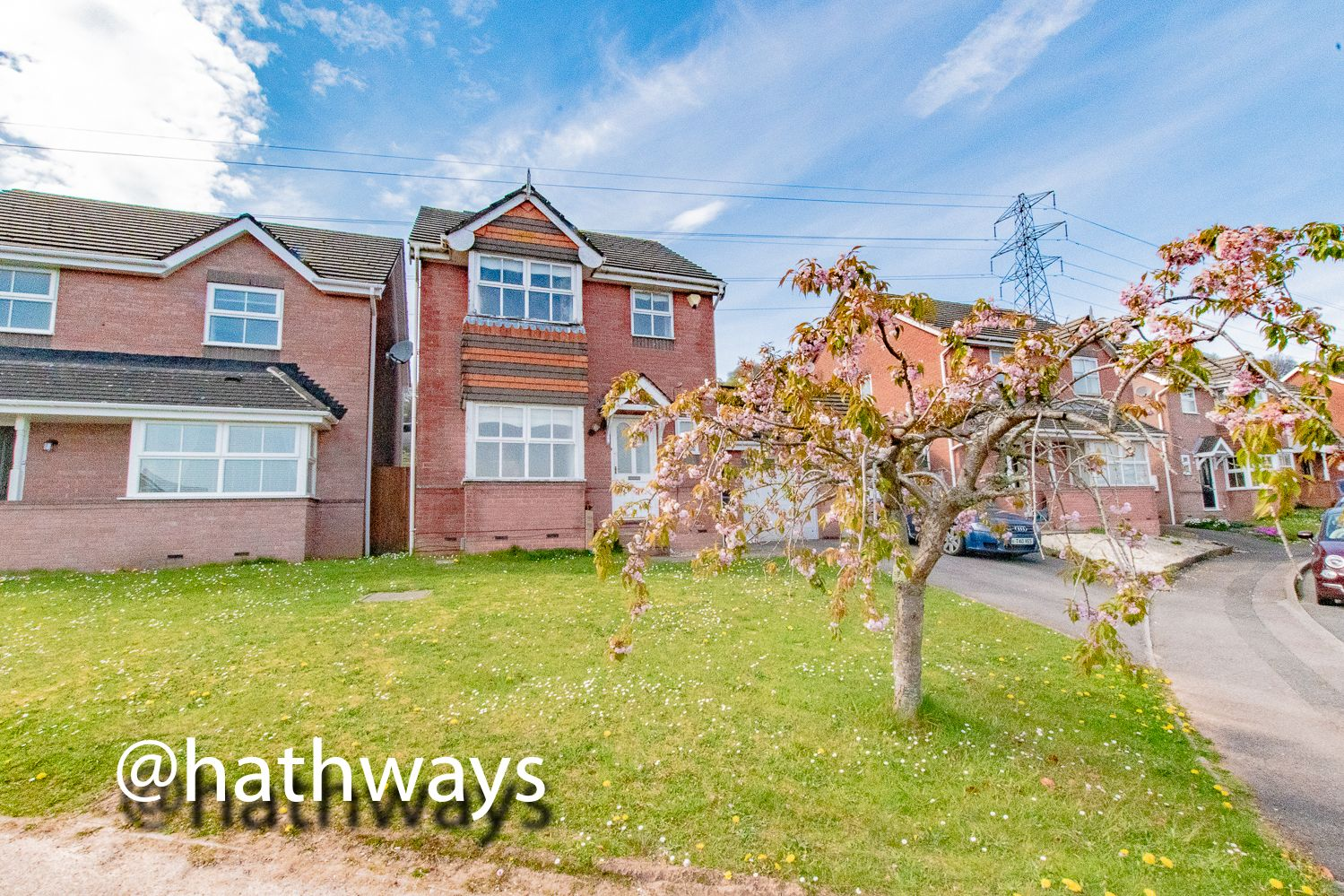 3 bed house for sale in Hawkes Ridge, NP44