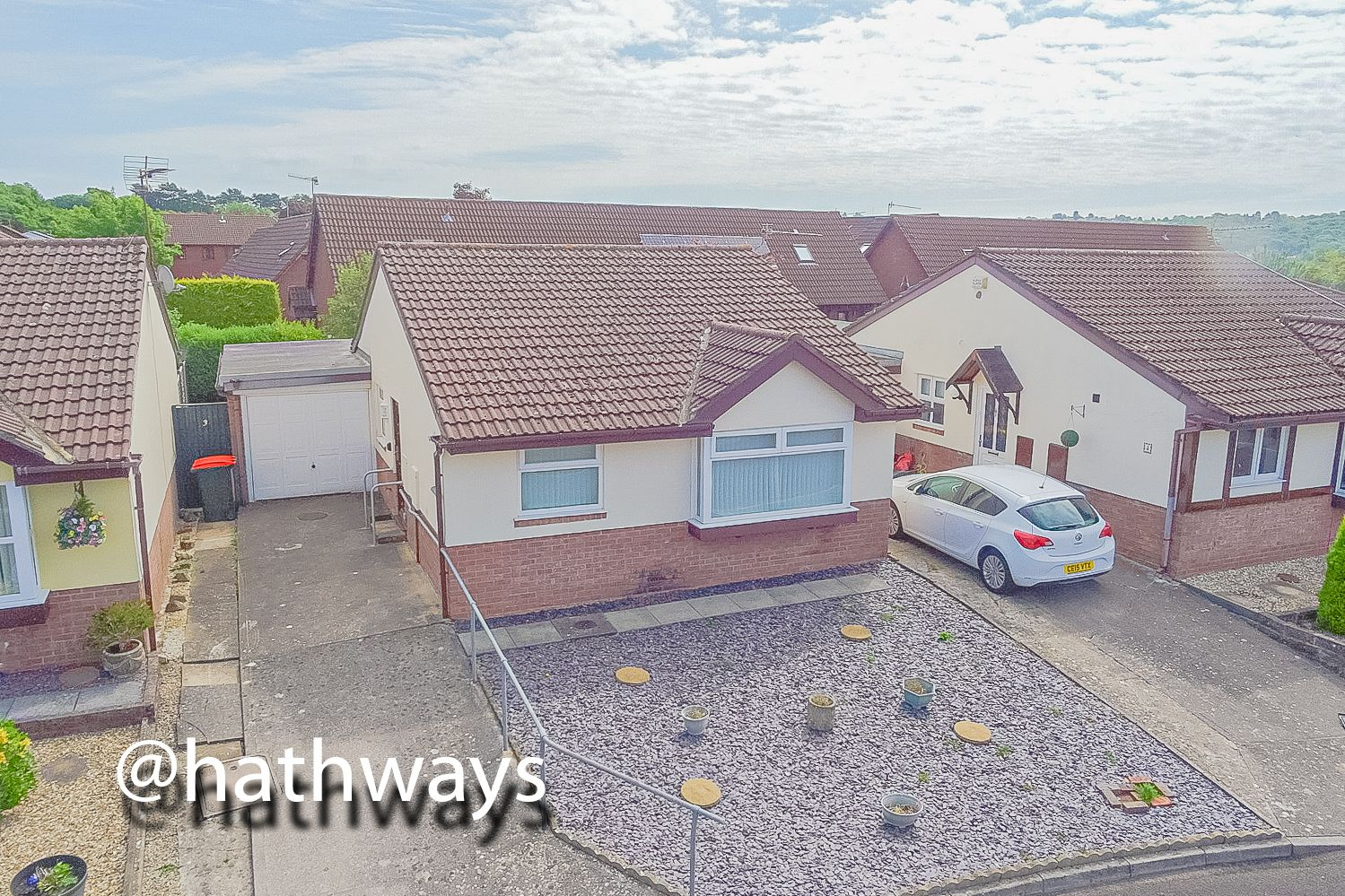 2 bed bungalow for sale in Peartree Close, NP18