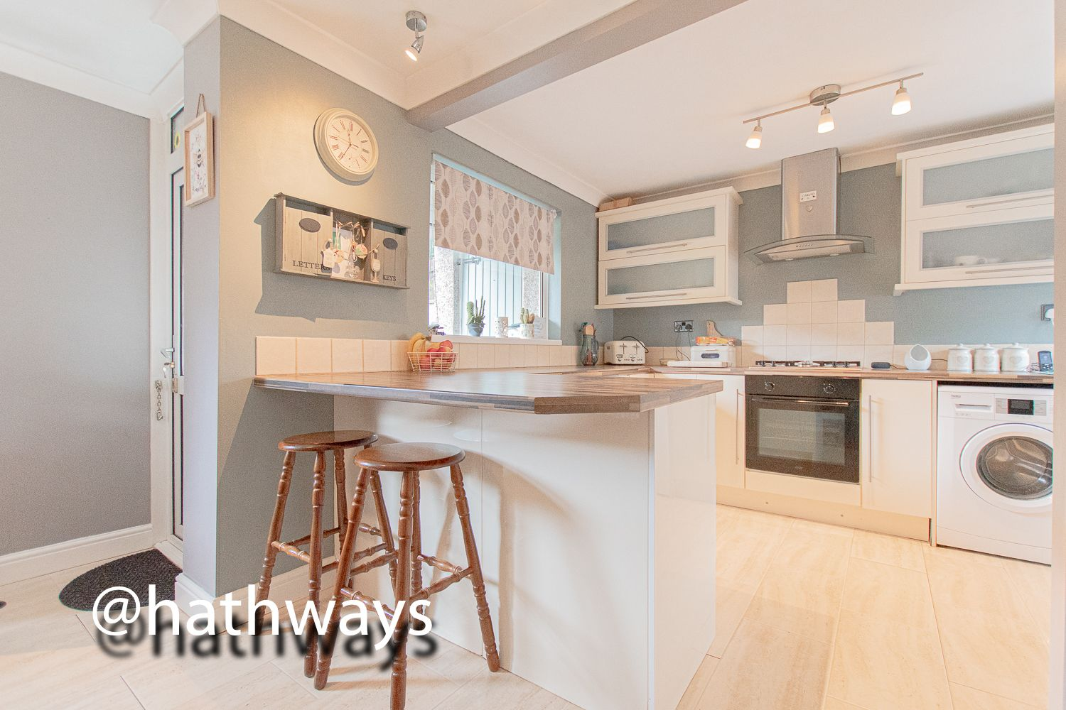 3 bed house for sale in The Haldens, NP44