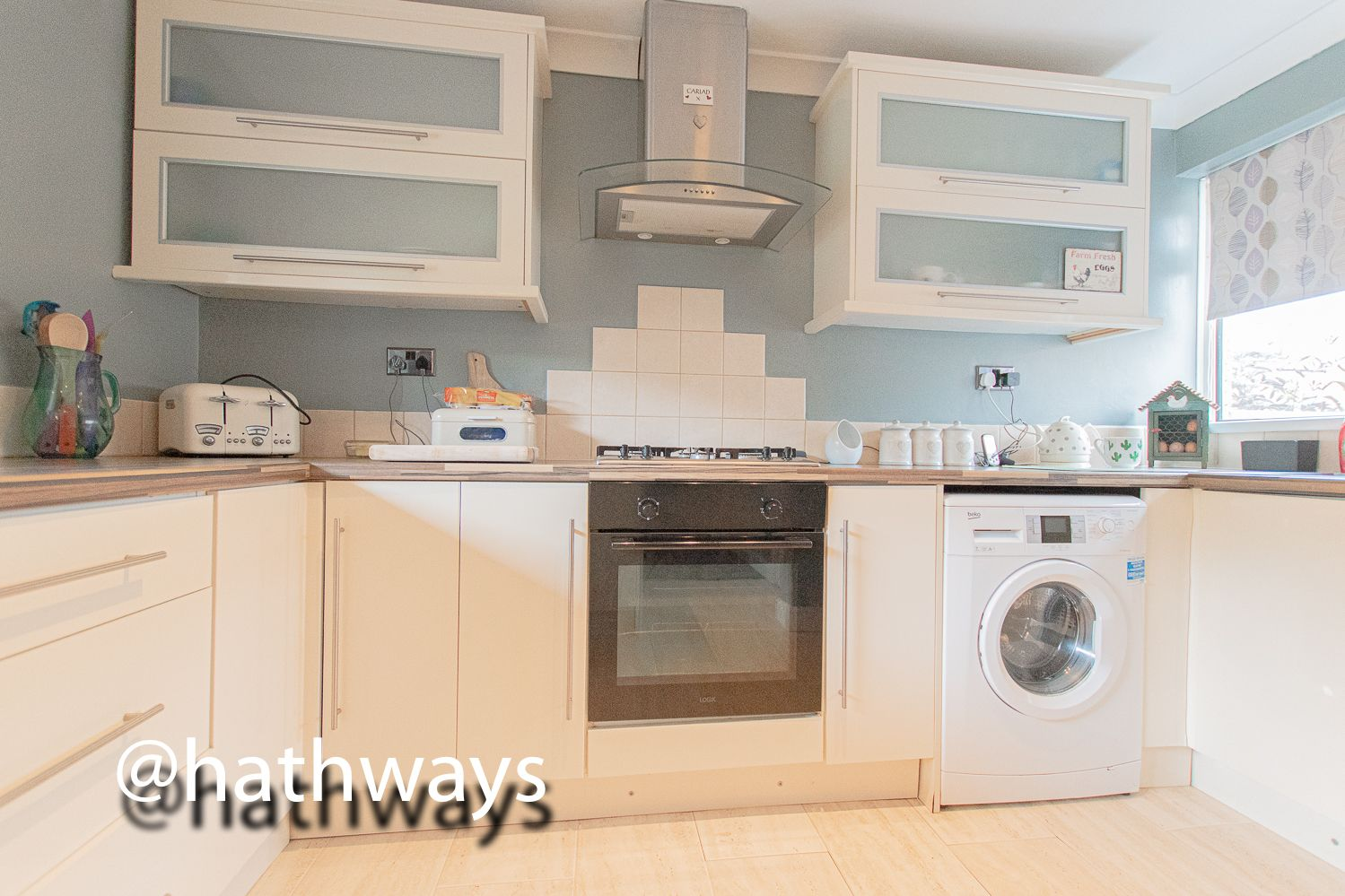 3 bed house for sale in The Haldens 5