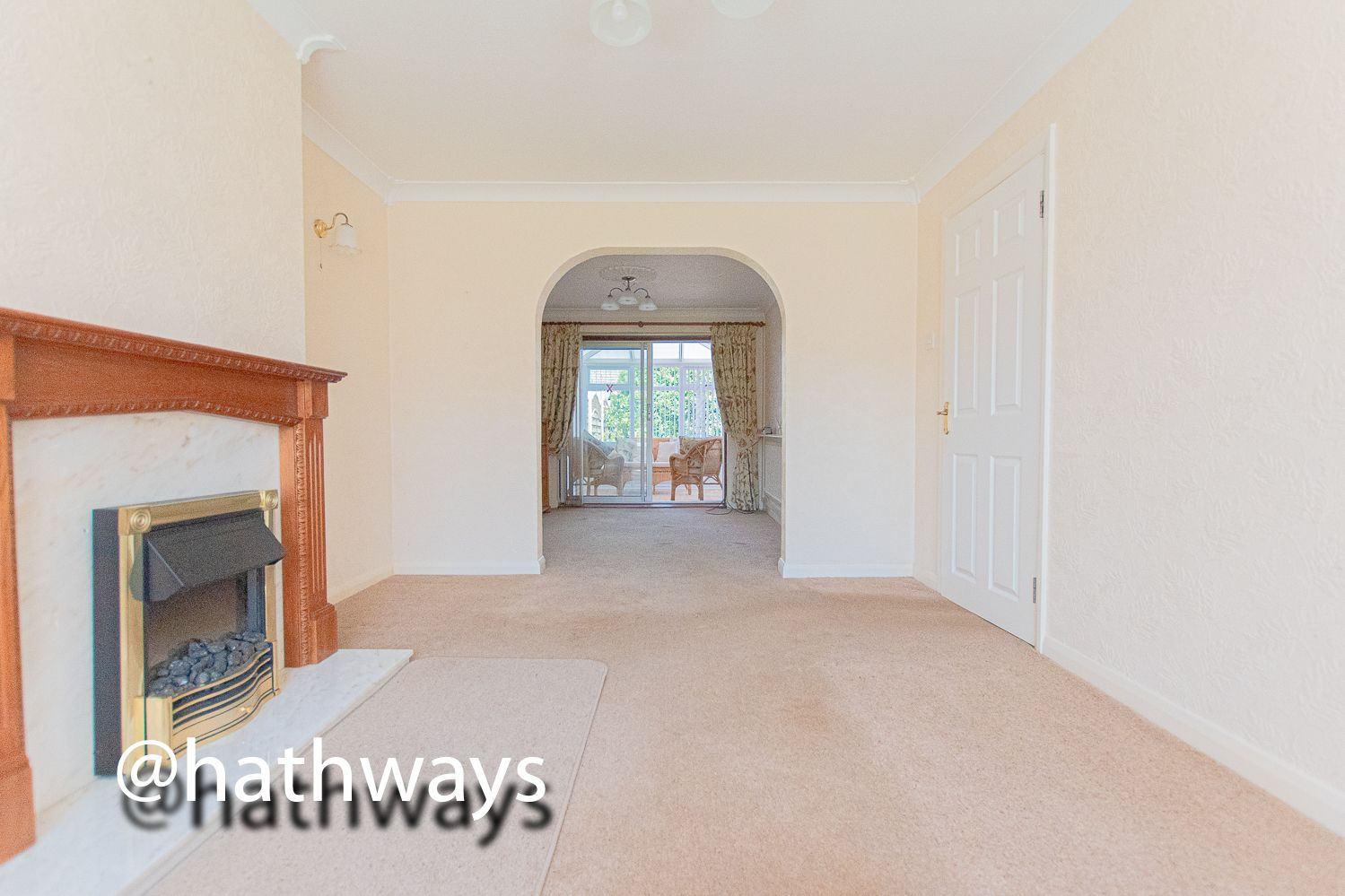 3 bed house for sale in Larch Grove 6