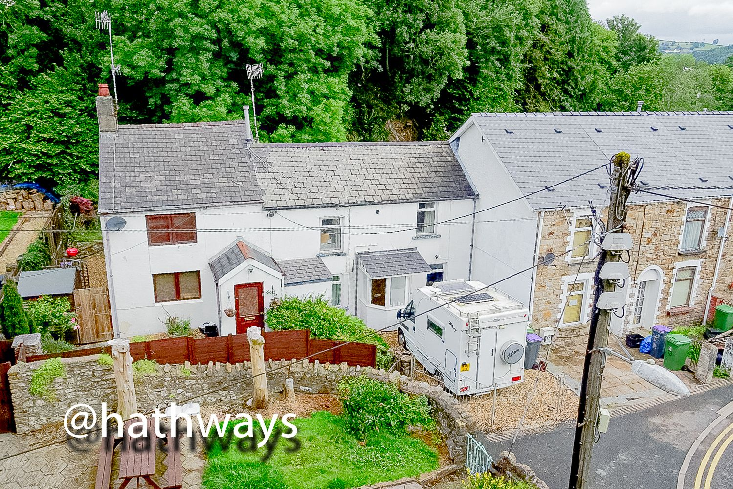 2 bed house for sale in Cwmynyscoy Road  - Property Image 1