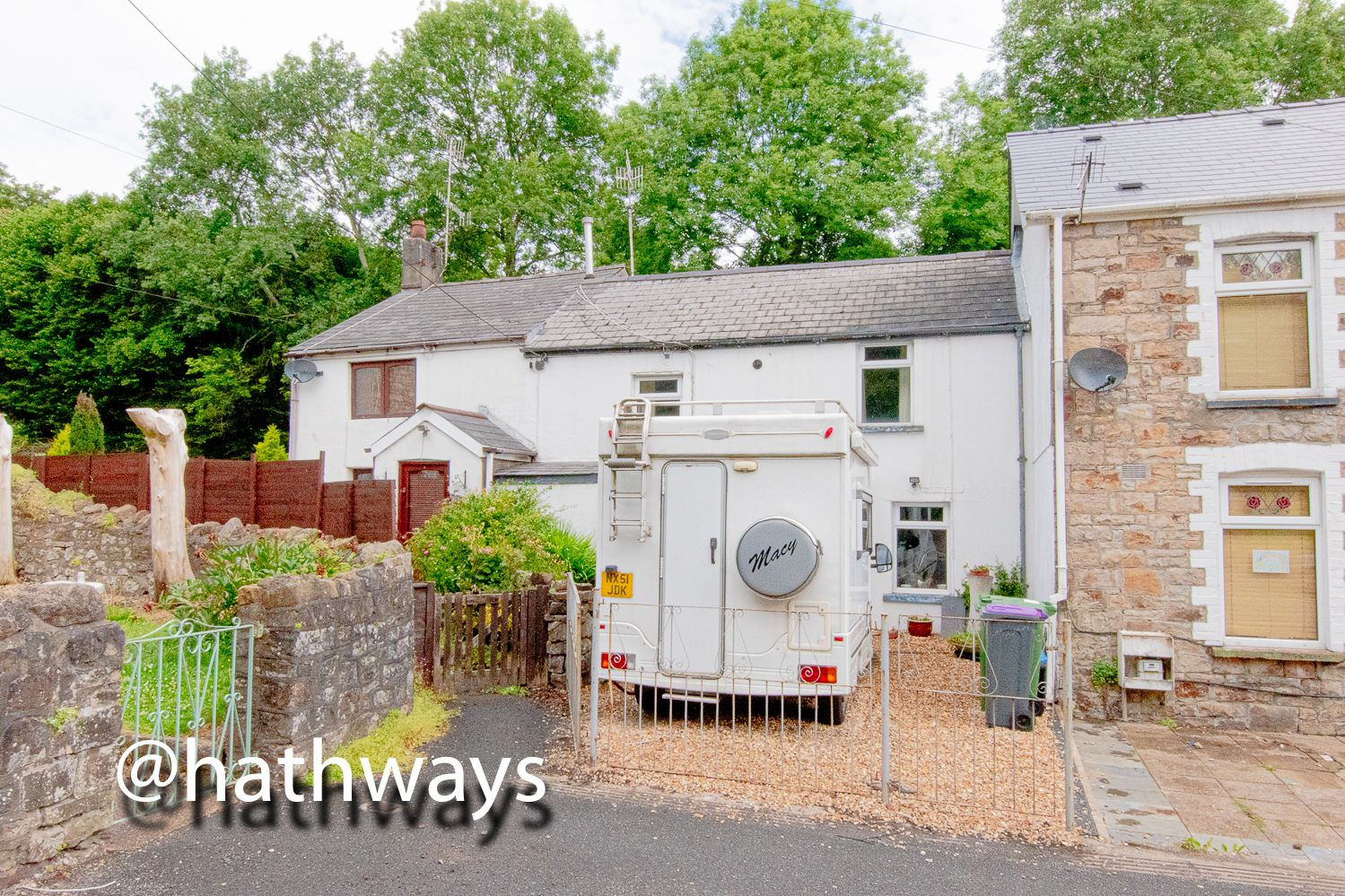 2 bed house for sale in Cwmynyscoy Road 25