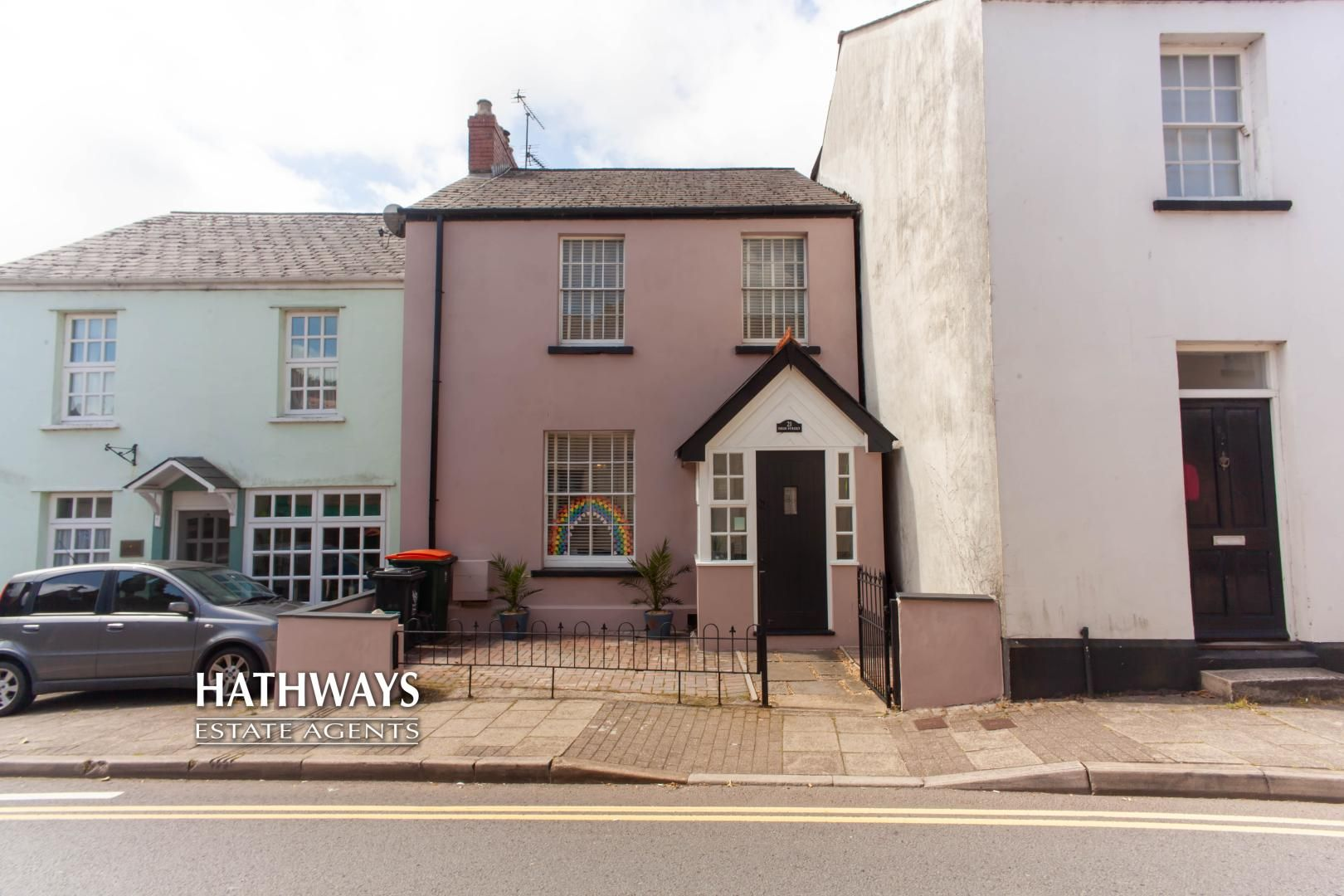 4 bed house for sale in High Street, NP18