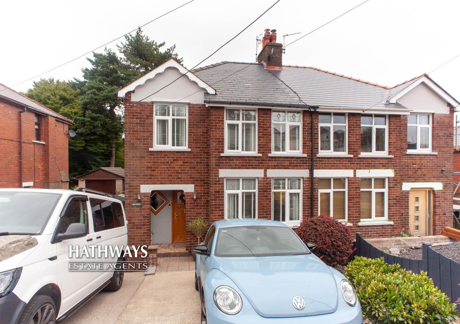 3 bed house for sale in Maesderwen Crescent, NP4