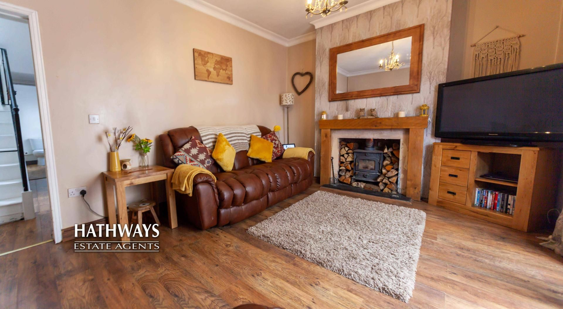 3 bed house for sale in Gladstone Place 1