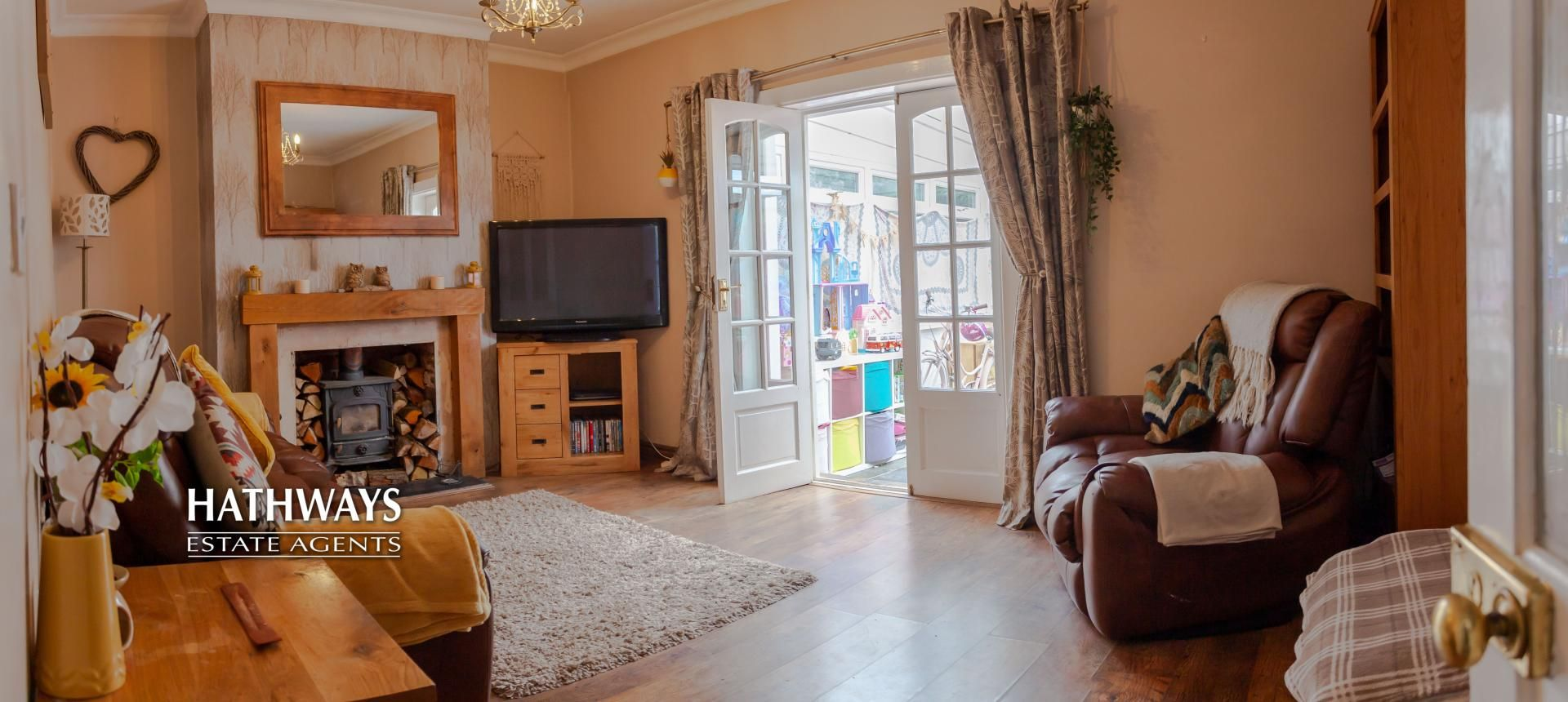 3 bed house for sale in Gladstone Place 16