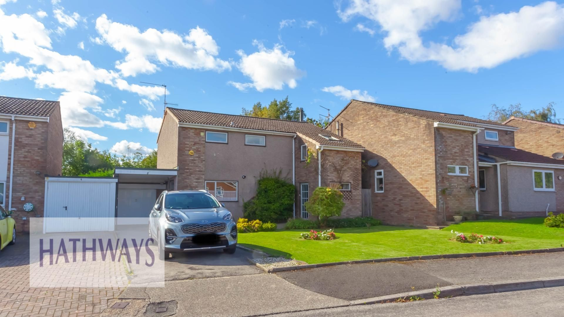 4 bed house for sale in Weldon Close, NP44