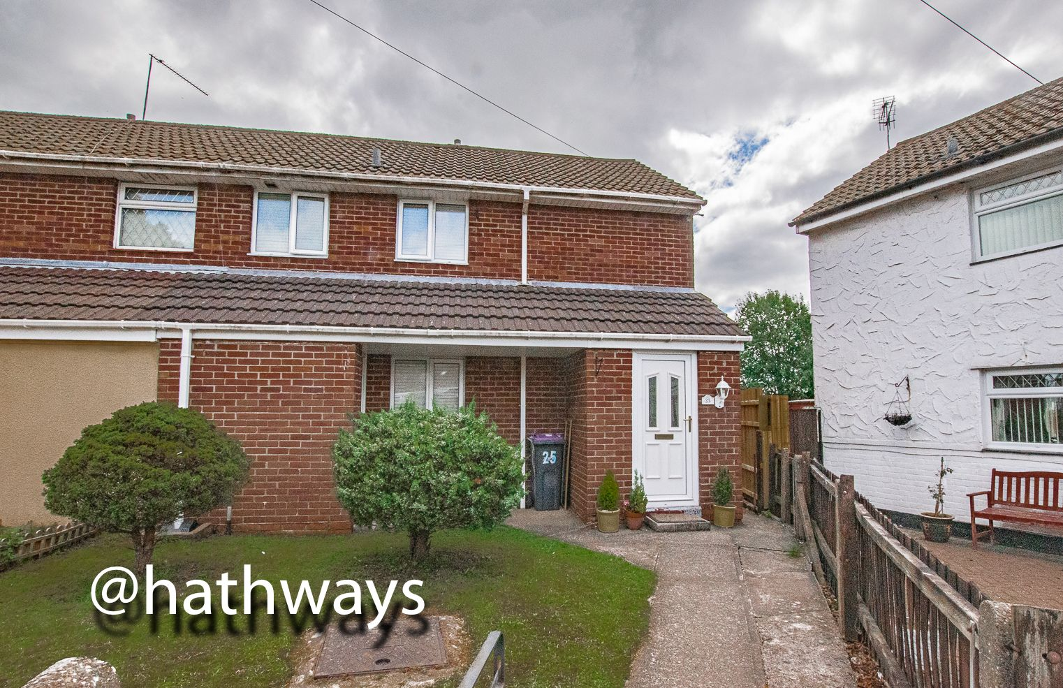 2 bed house to rent in Brangwyn Avenue, NP44