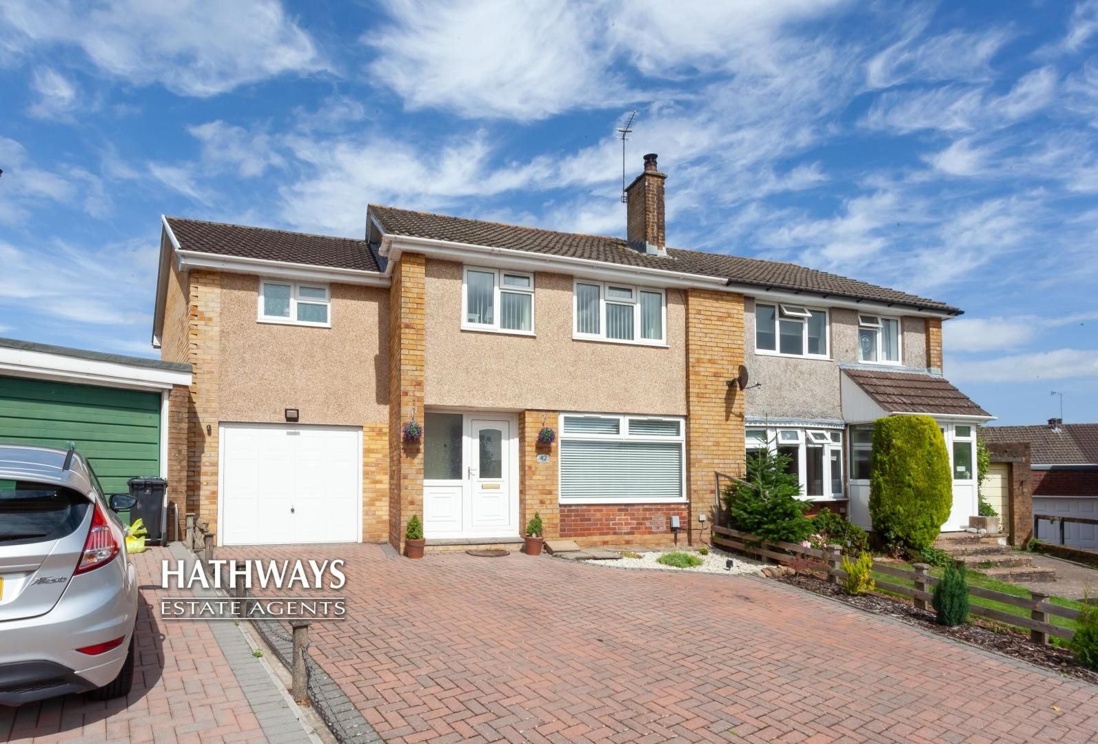 4 bed house for sale in Birchgrove Close, NP20