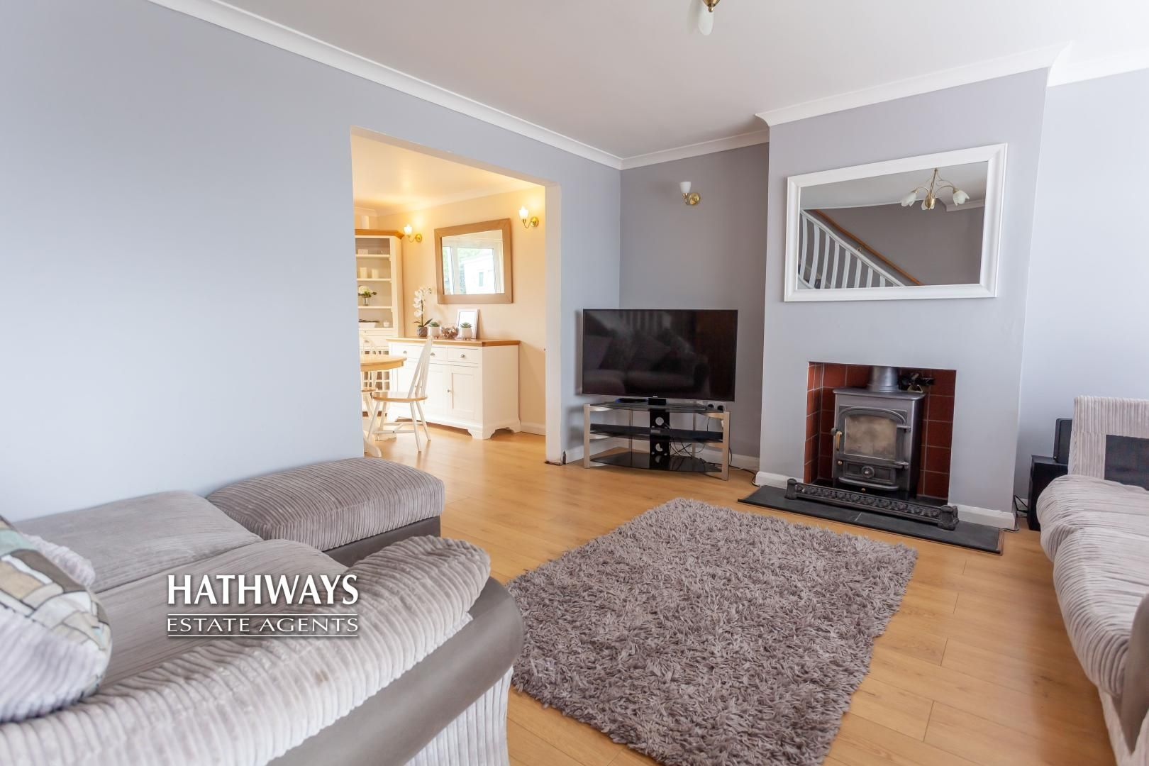 4 bed house for sale in Birchgrove Close 11
