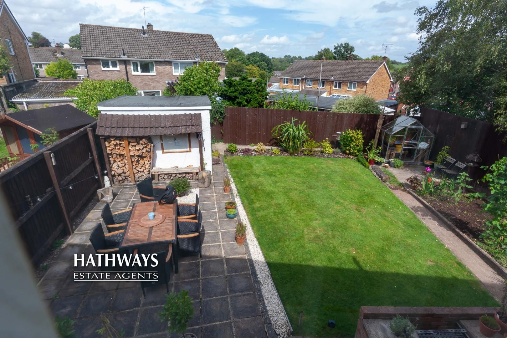 4 bed house for sale in Birchgrove Close  - Property Image 41