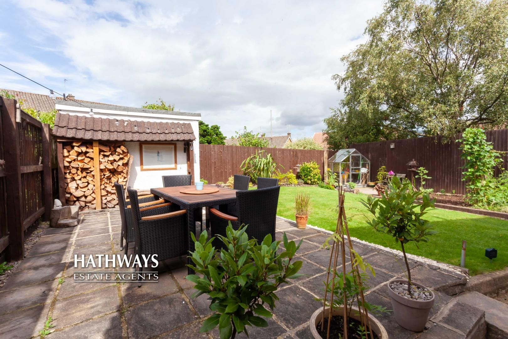 4 bed house for sale in Birchgrove Close  - Property Image 56