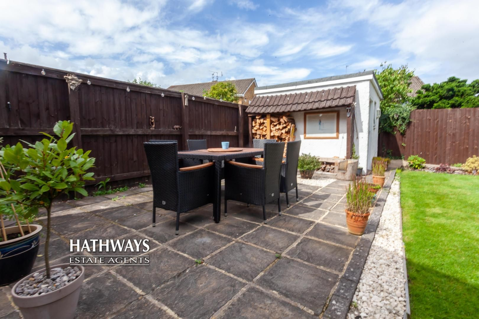 4 bed house for sale in Birchgrove Close  - Property Image 58