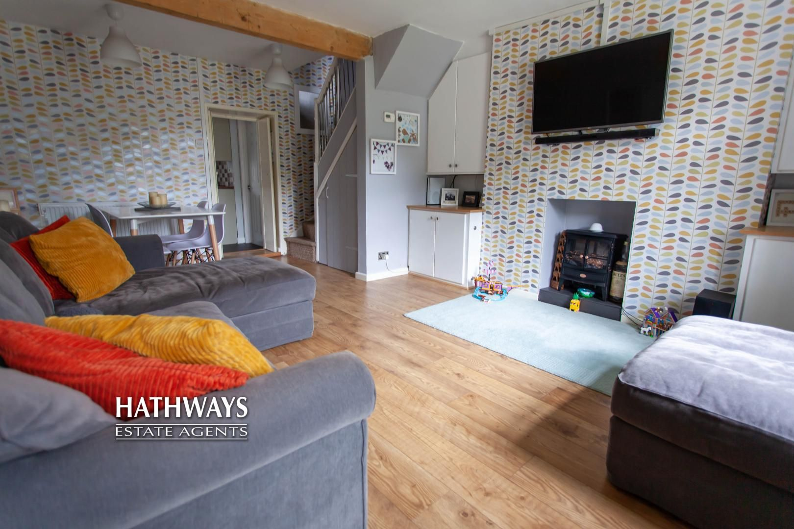 3 bed house for sale in Station Road 5