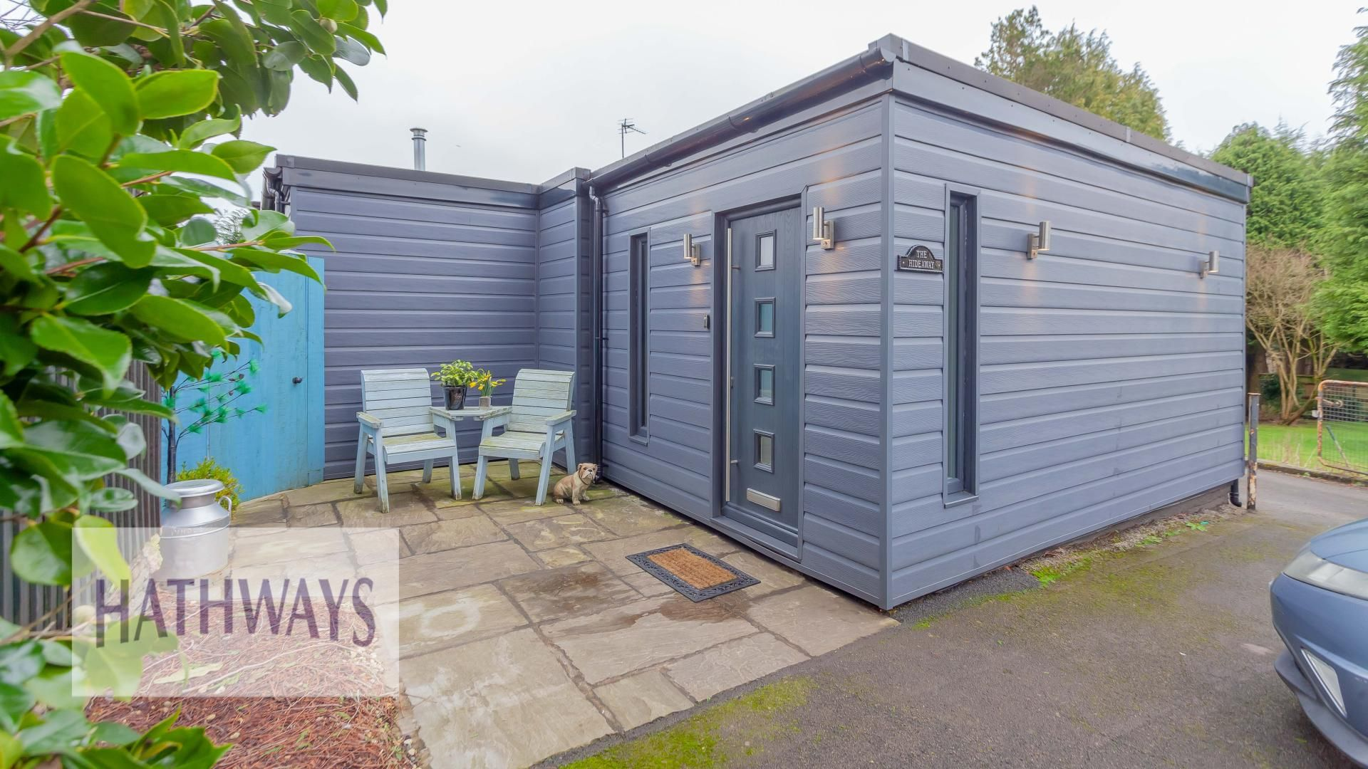2 bed bungalow for sale in Malpas Road, NP20