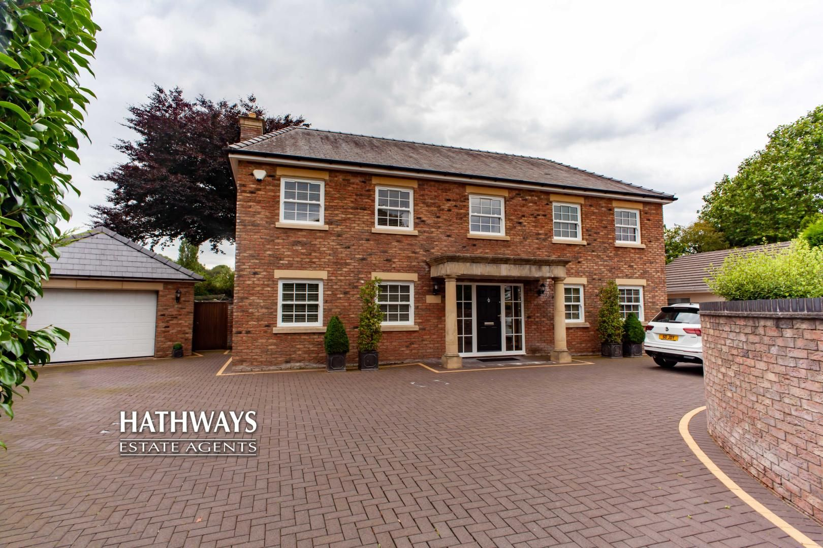 4 bed house for sale in Caerleon Road, NP18
