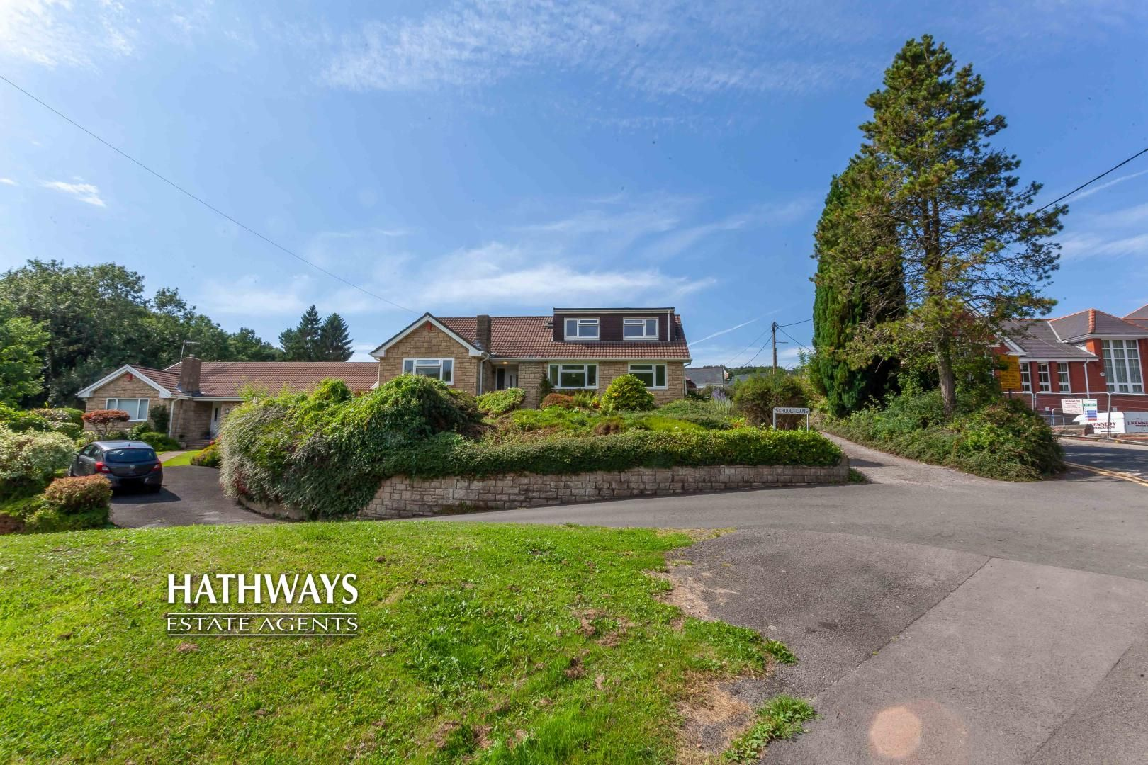 6 bed bungalow for sale in School Lane, NP4