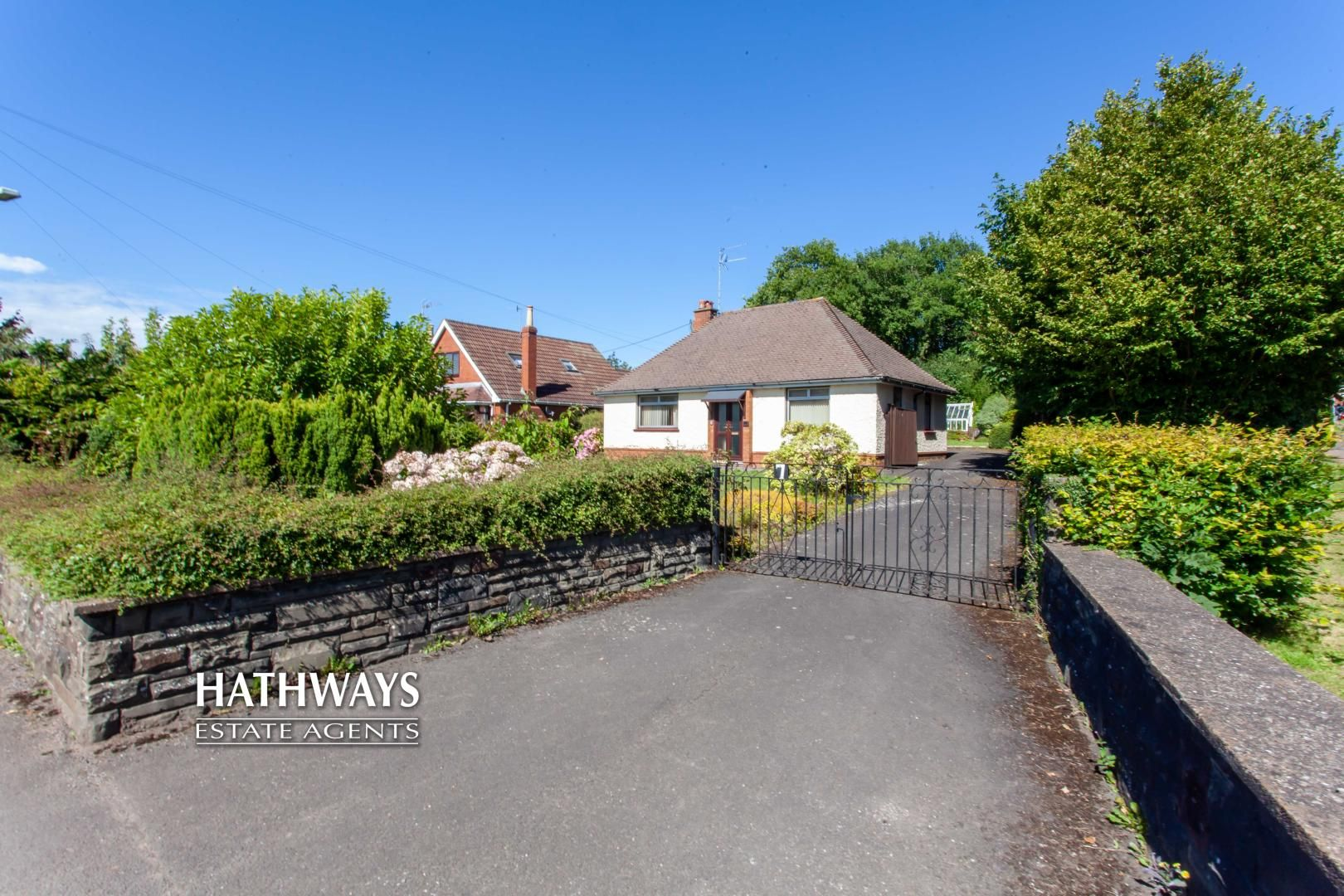2 bed bungalow for sale in 7 Turnpike Road, NP44