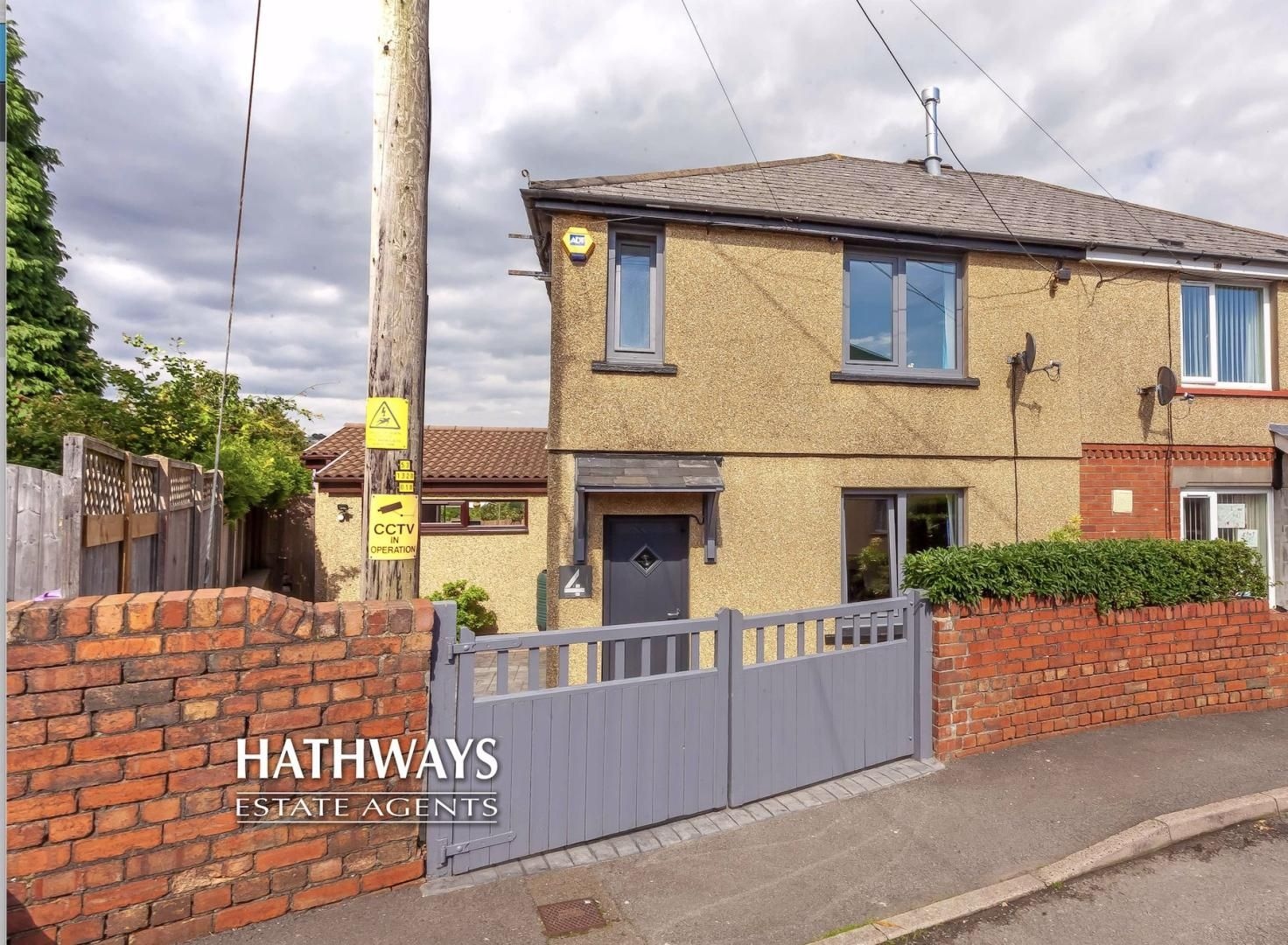 3 bed house for sale in East View, NP4