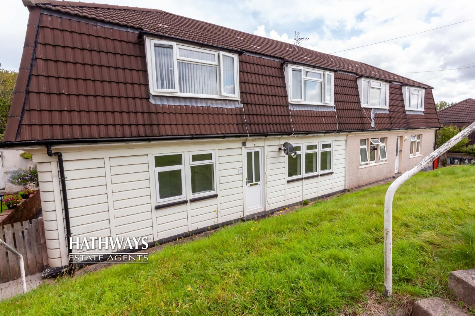2 bed flat for sale in Bellin Close 35