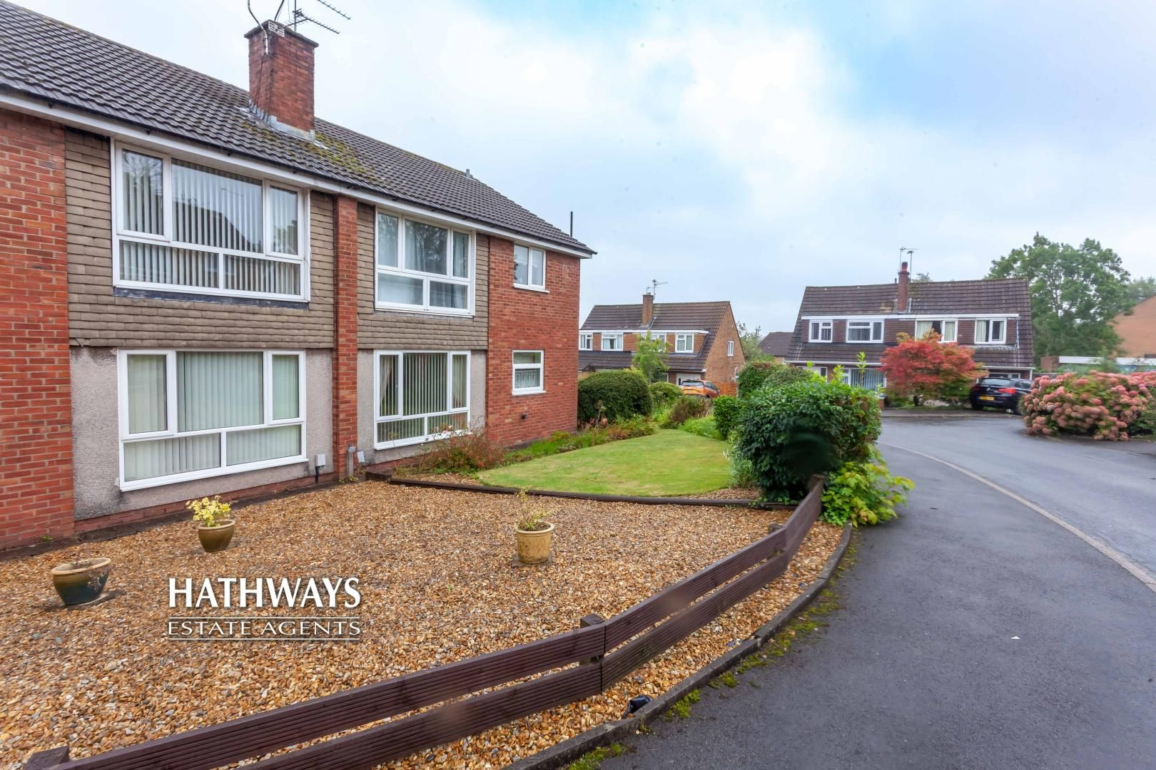 2 bed flat for sale in Aspen Way, NP20
