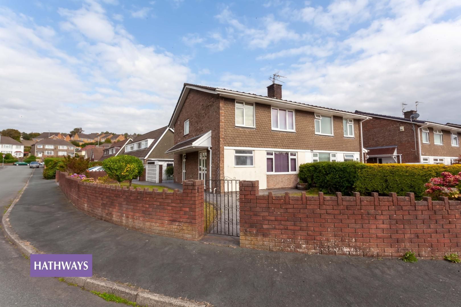 3 bed house for sale in Thornhill Way, NP10