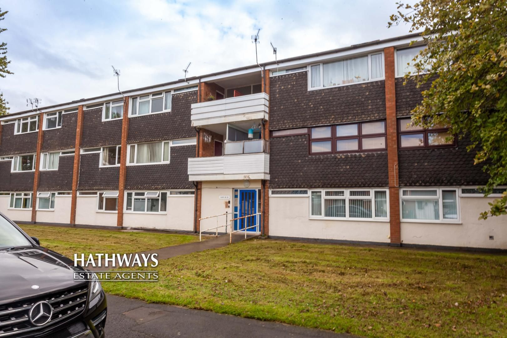 2 bed flat for sale in Longbridge Estate, NP18