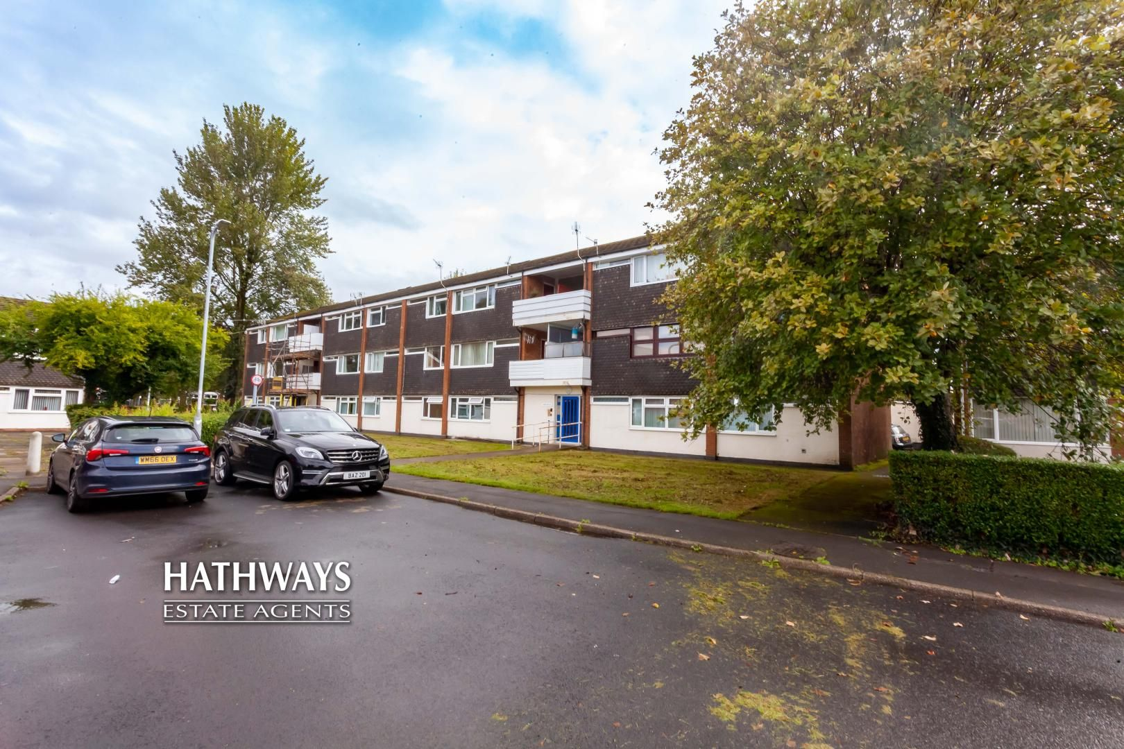 2 bed flat for sale in Longbridge Estate 37