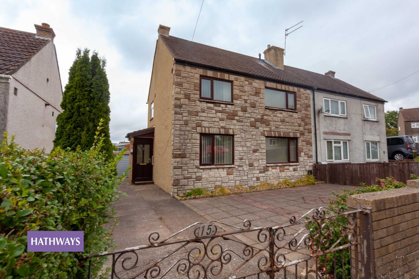 3 bed house for sale in Glascoed Road, NP4