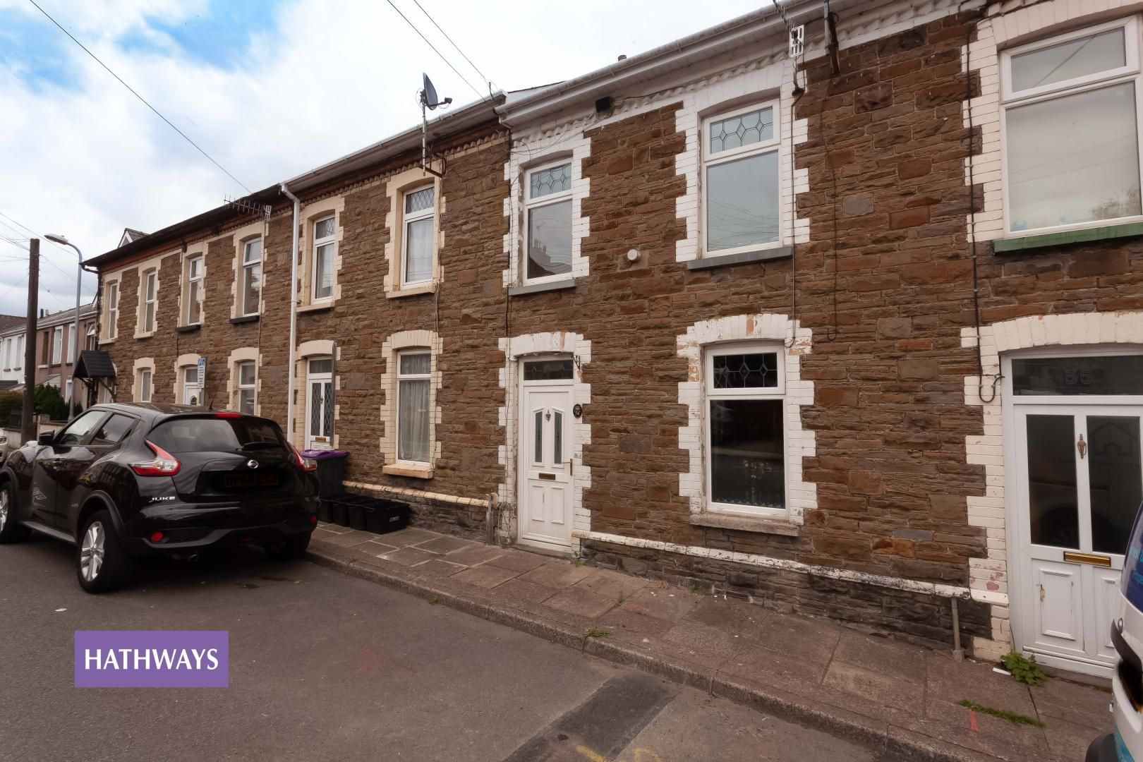 3 bed house for sale in Broad Street, NP4