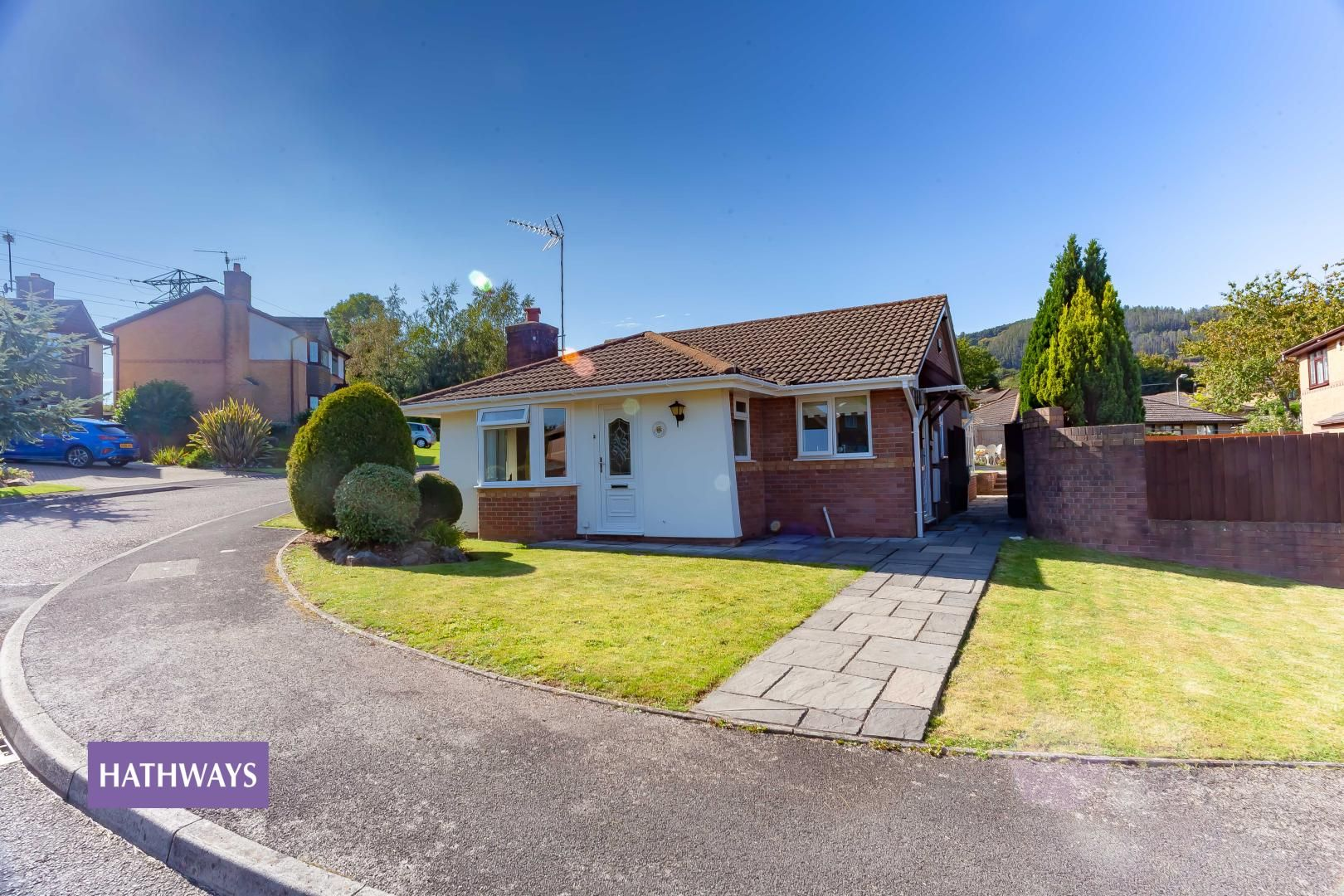 2 bed bungalow for sale in Pant Yr Heol Close, NP44