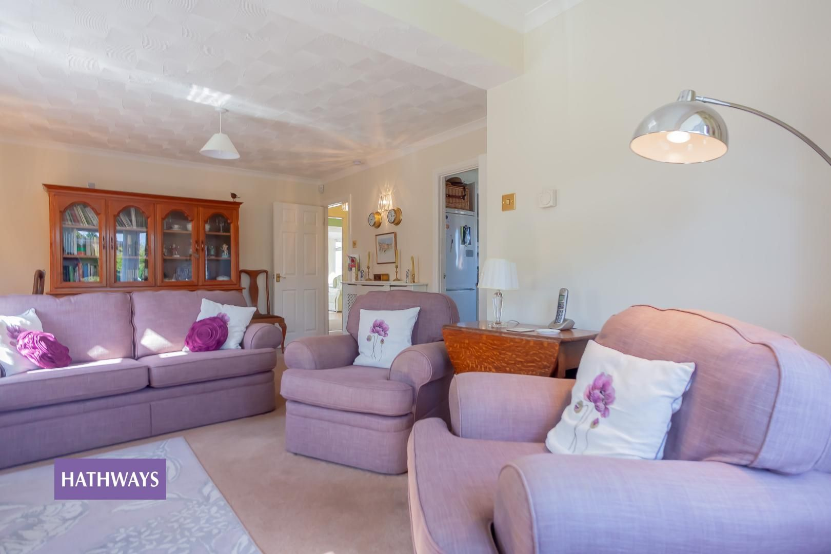 2 bed bungalow for sale in Pant Yr Heol Close 12