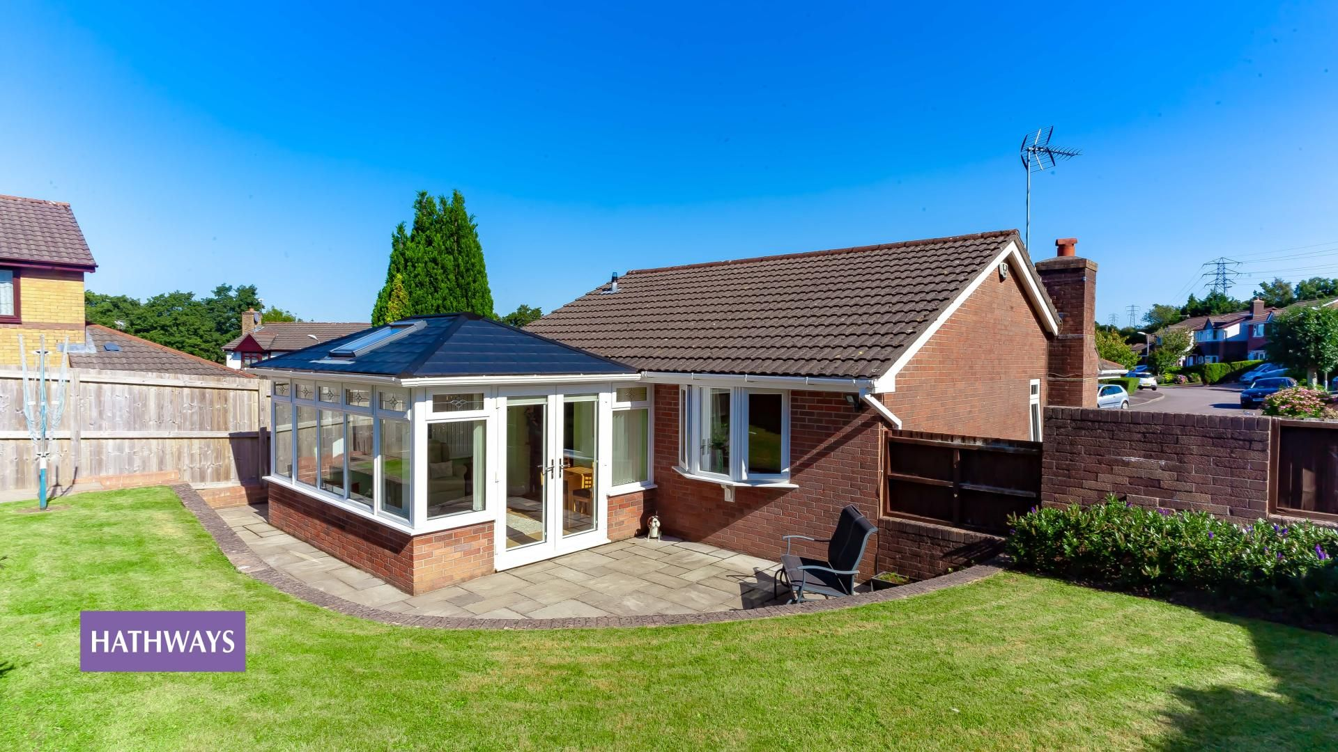 2 bed bungalow for sale in Pant Yr Heol Close  - Property Image 3