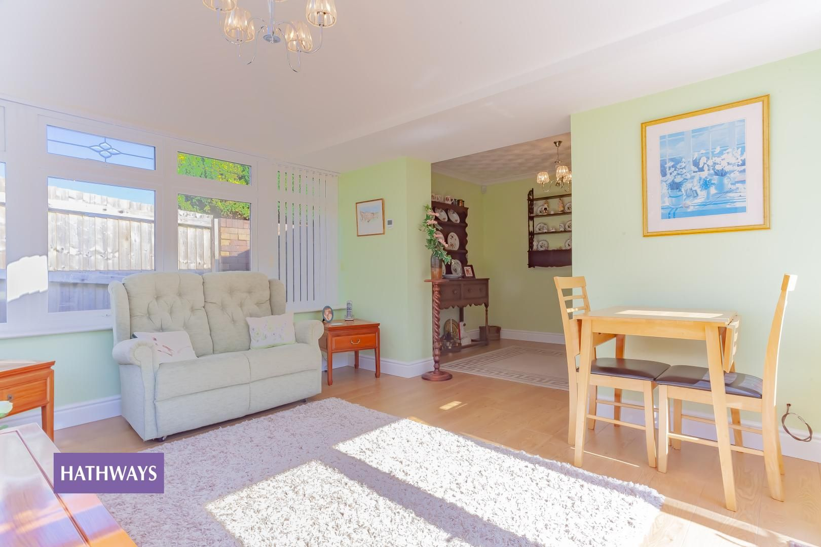 2 bed bungalow for sale in Pant Yr Heol Close 28