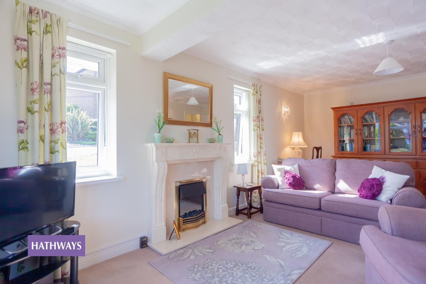 2 bed bungalow for sale in Pant Yr Heol Close 5