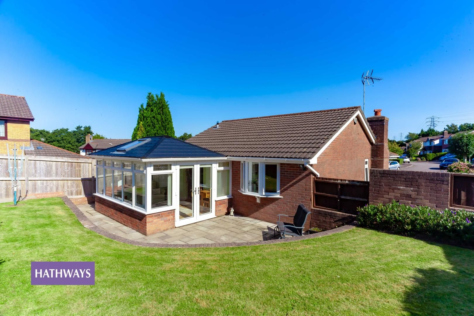 2 bed bungalow for sale in Pant Yr Heol Close 42