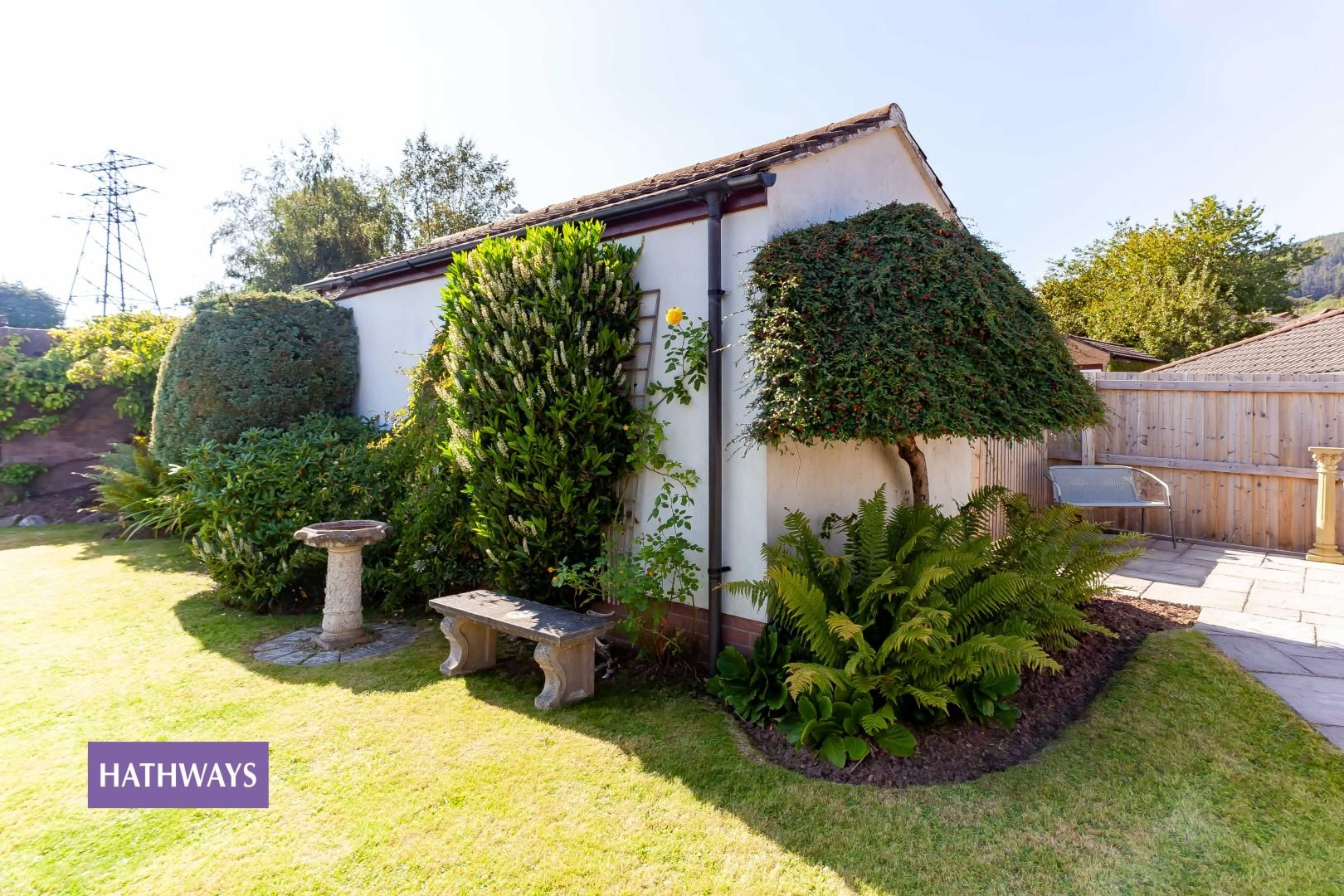 2 bed bungalow for sale in Pant Yr Heol Close 45