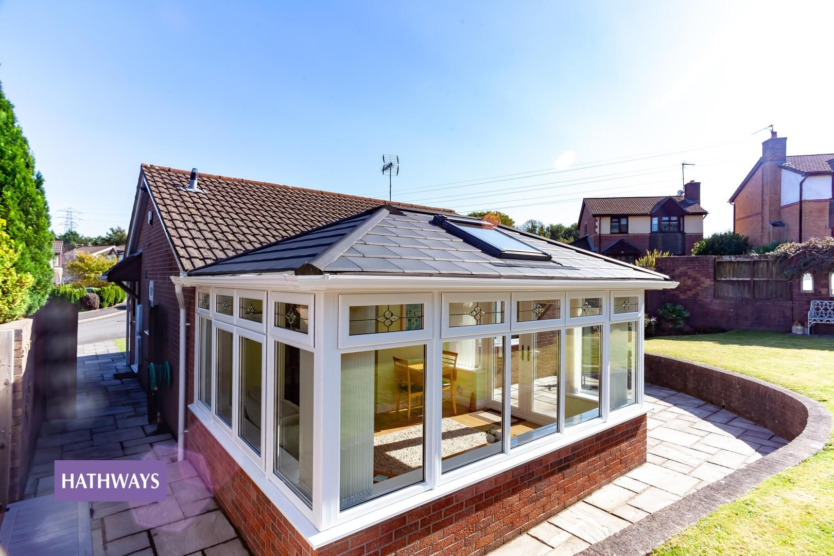 2 bed bungalow for sale in Pant Yr Heol Close 46