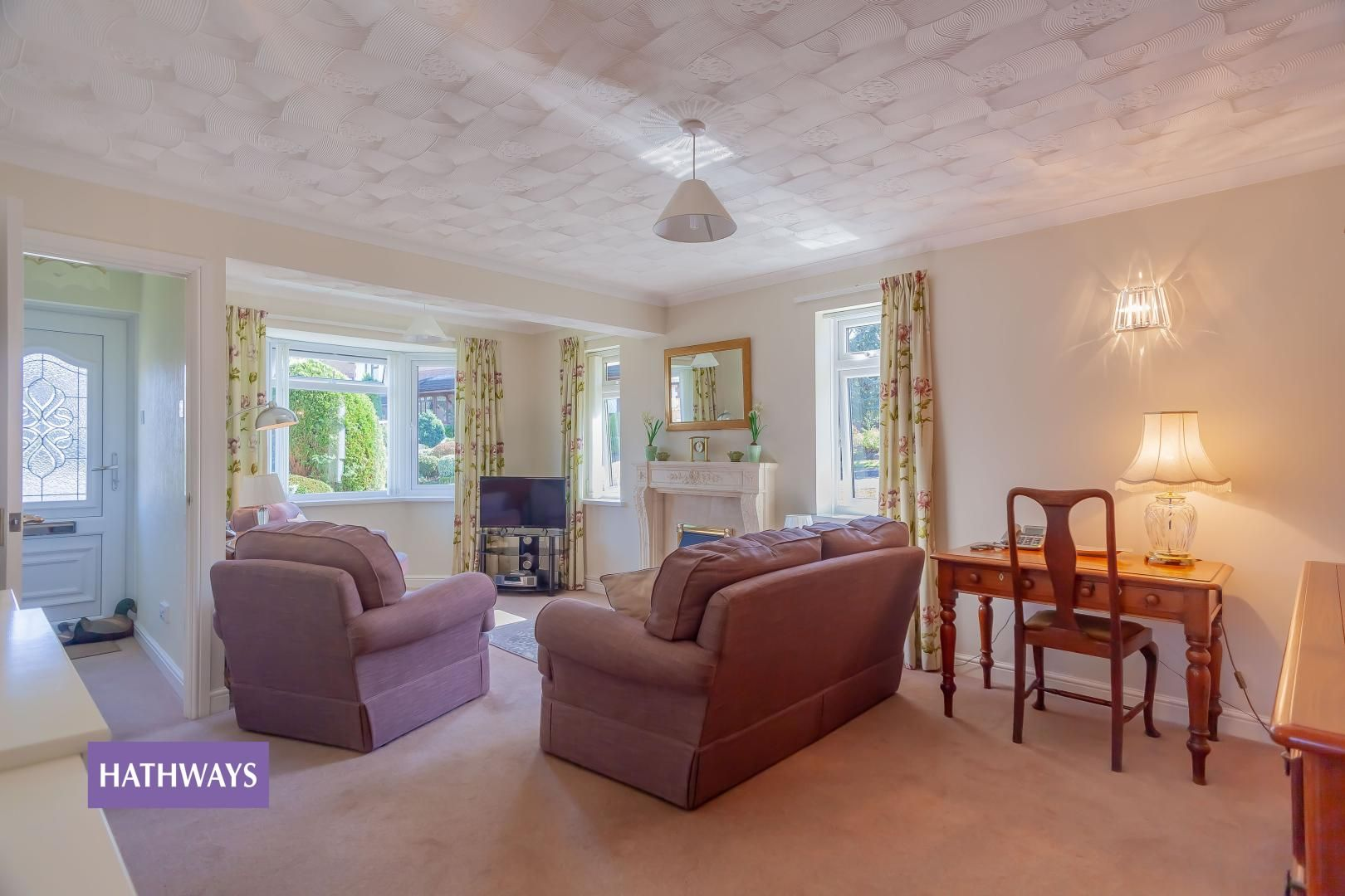 2 bed bungalow for sale in Pant Yr Heol Close 6