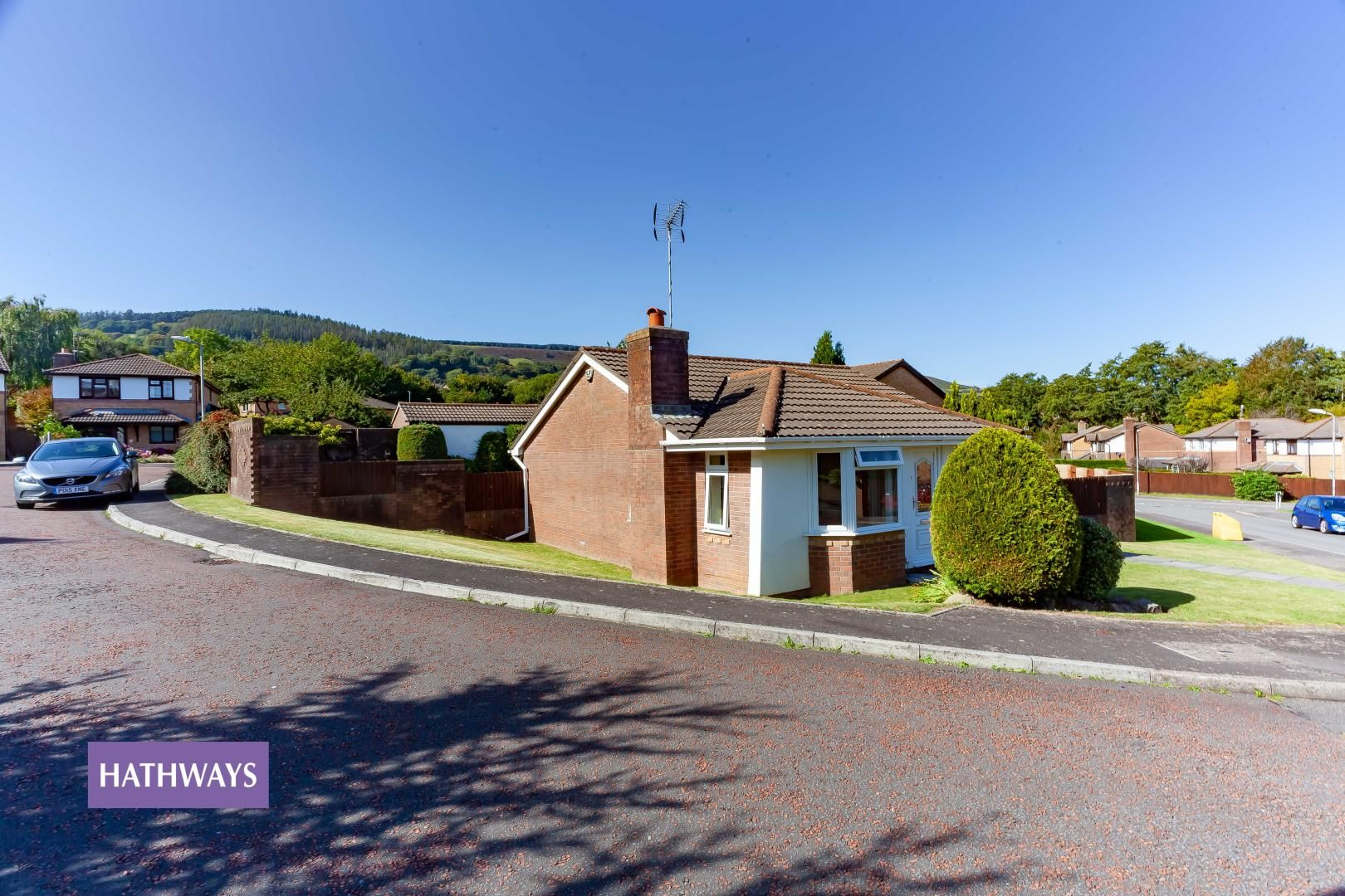 2 bed bungalow for sale in Pant Yr Heol Close 55