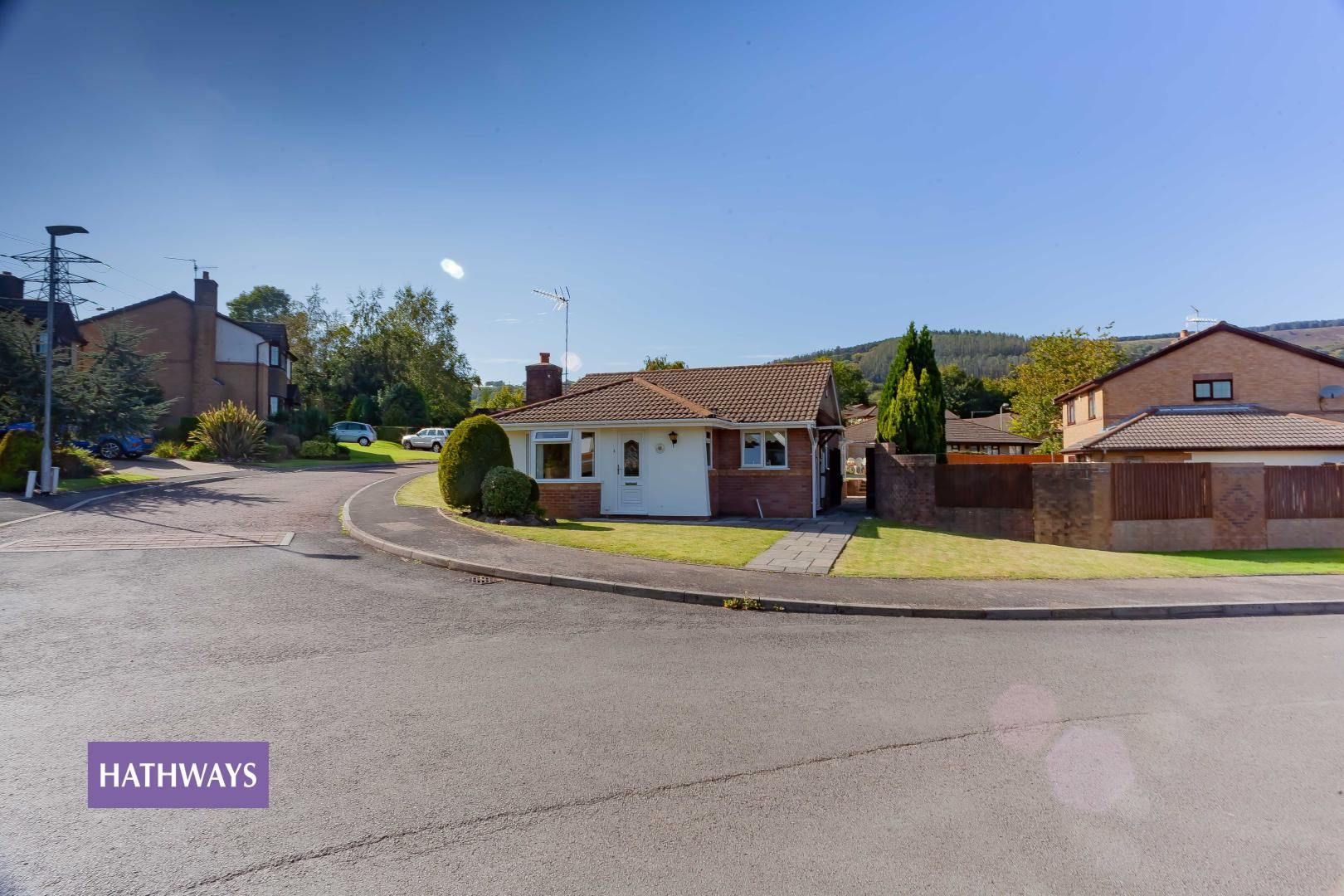 2 bed bungalow for sale in Pant Yr Heol Close 56