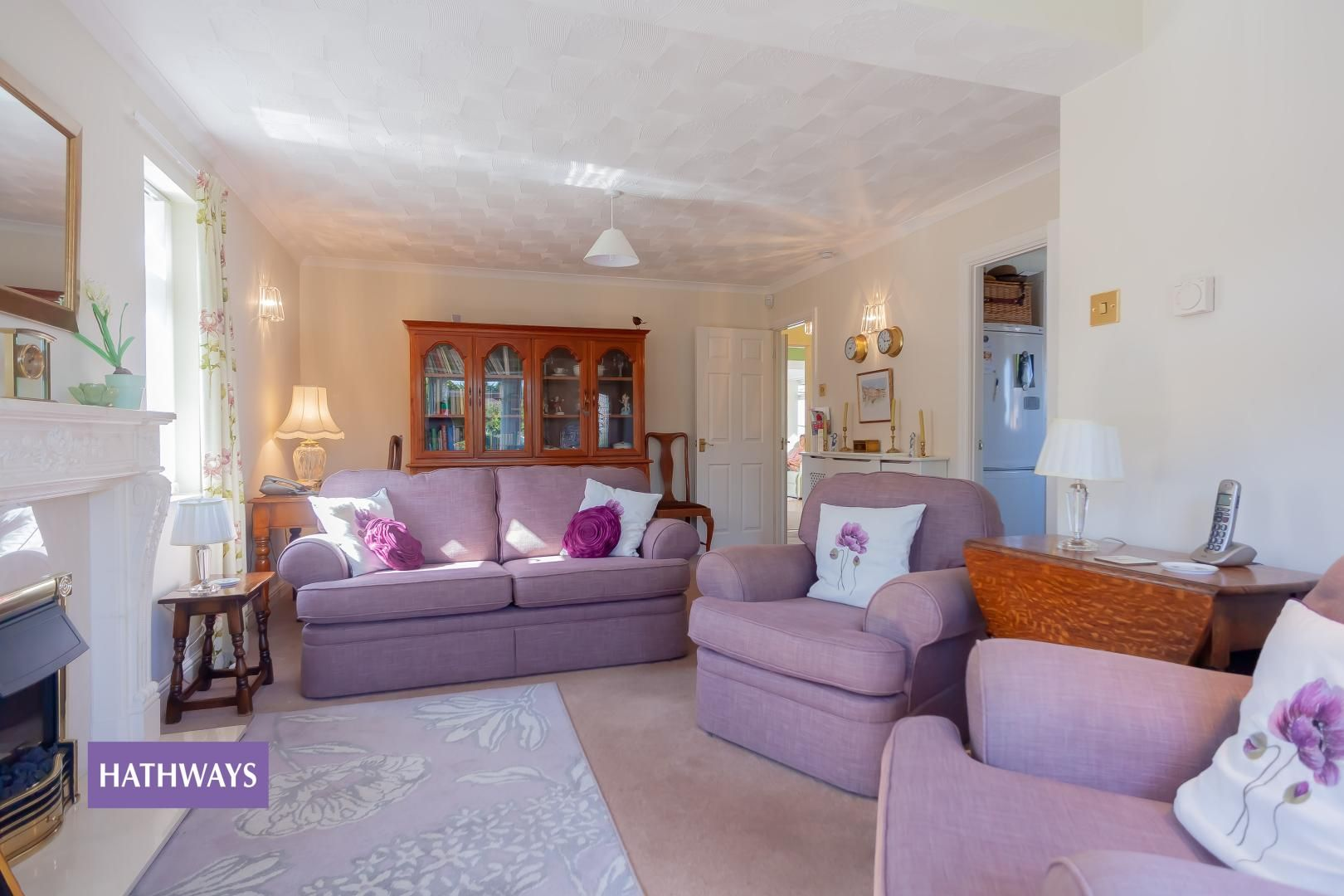 2 bed bungalow for sale in Pant Yr Heol Close 9