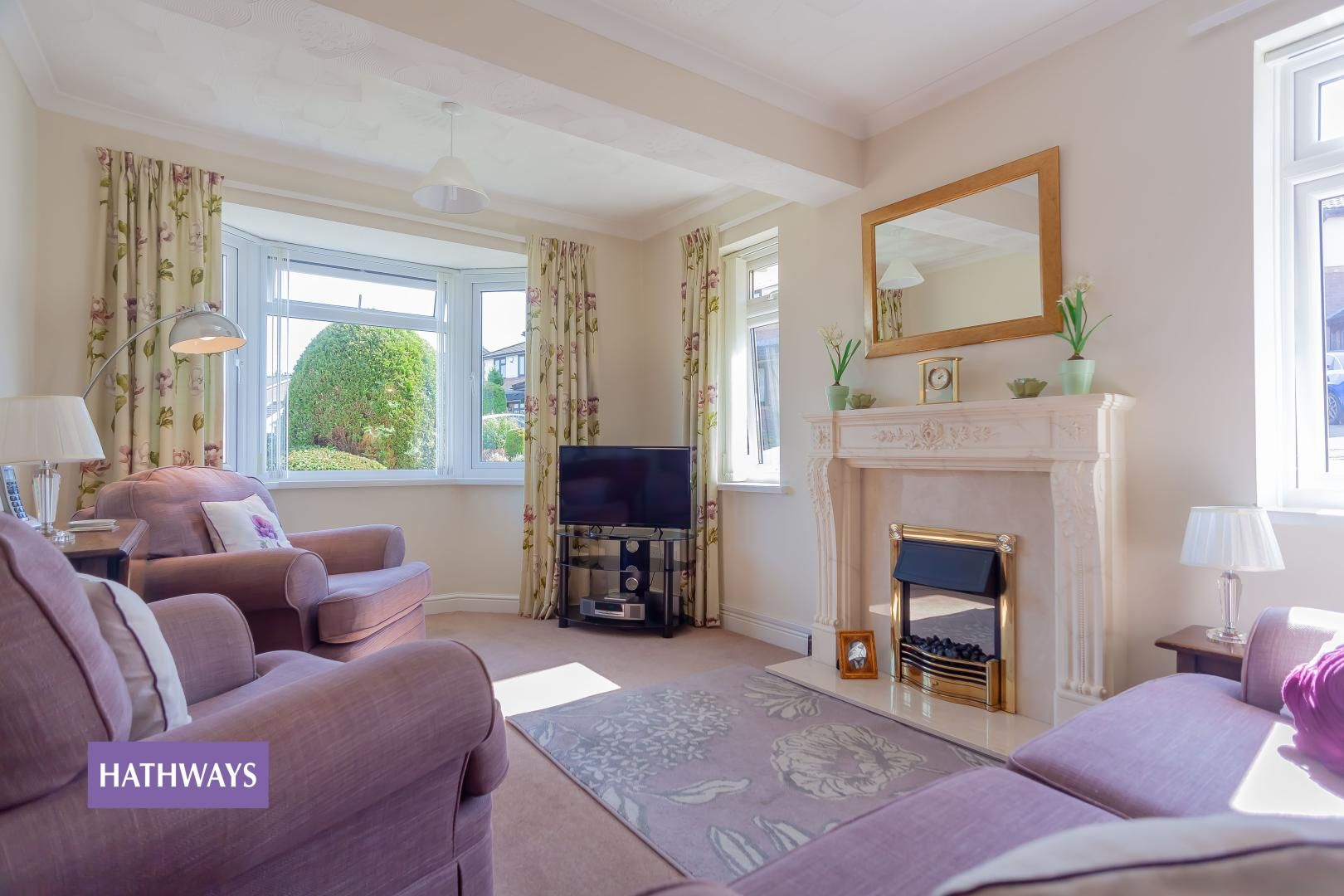 2 bed bungalow for sale in Pant Yr Heol Close 10