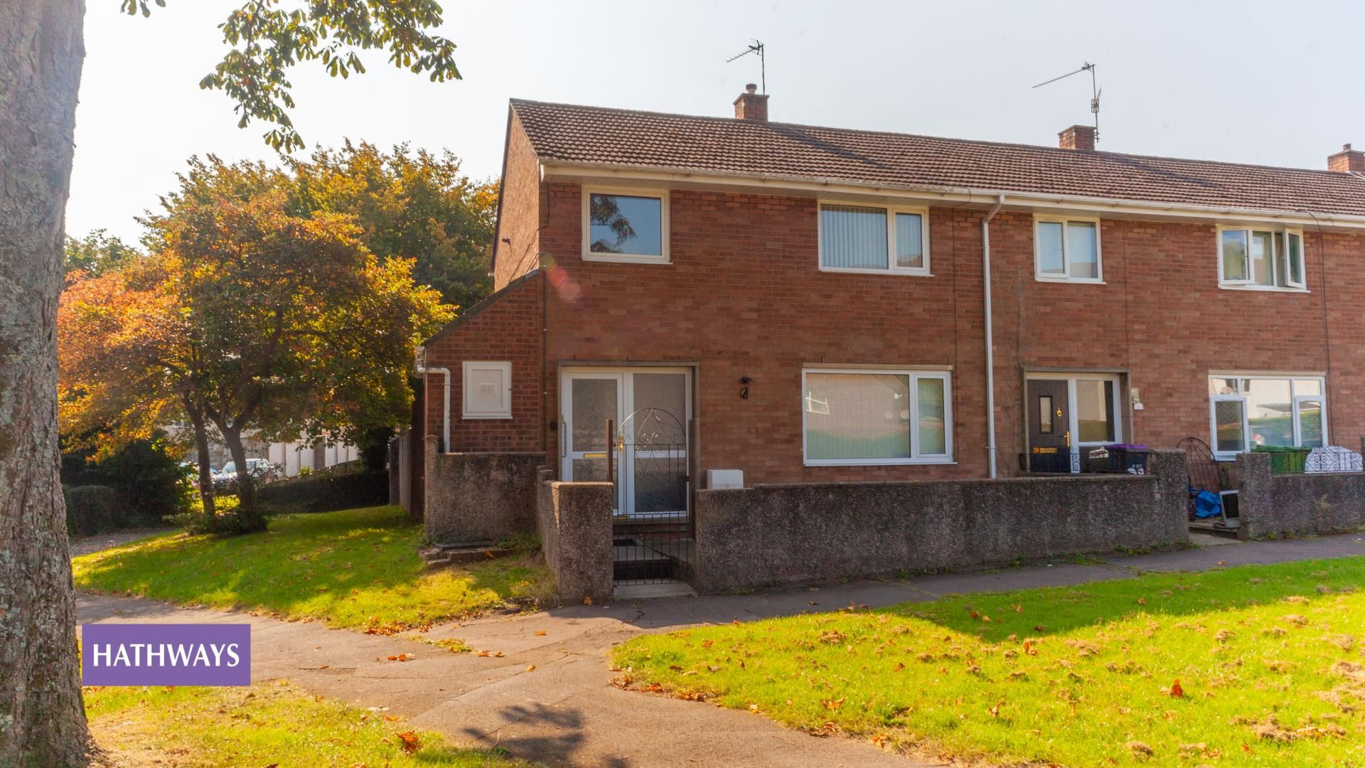 3 bed house for sale in Rhiw Melin, NP44