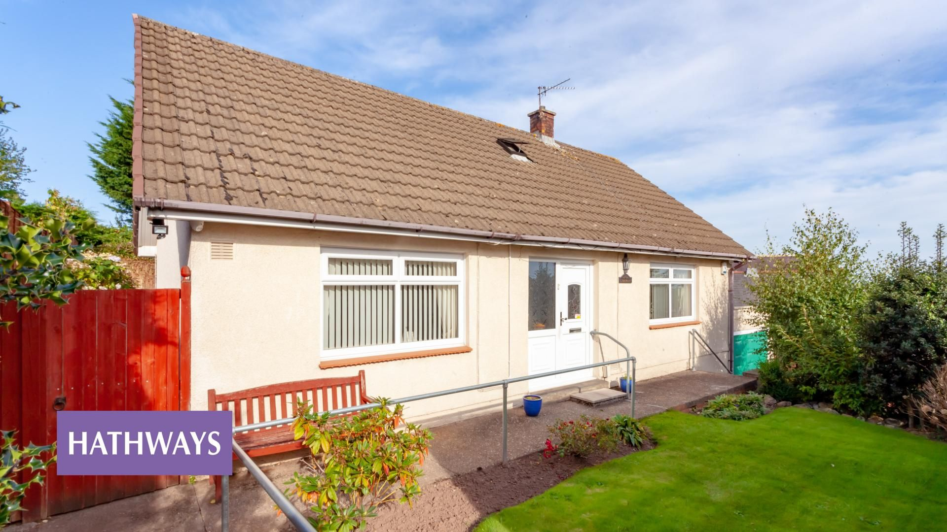 4 bed bungalow for sale in St. Dials Road, NP44